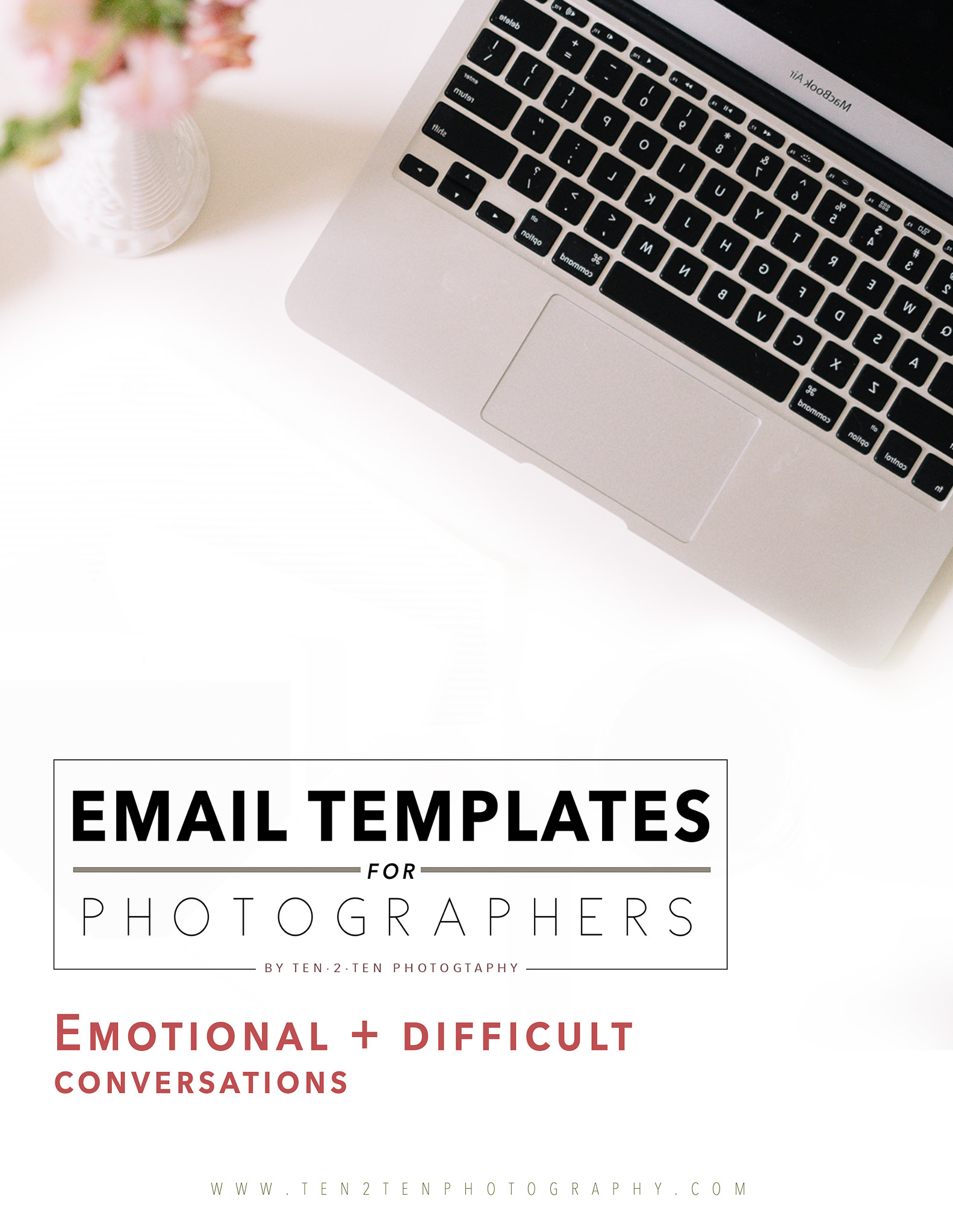 email templates for photographers 10 - Email Templates for Photographers - Emotional + Difficult Conversations