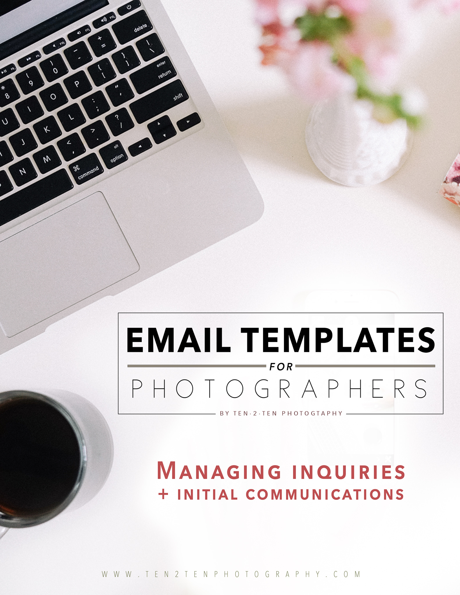 email templates for photographers 8 - Shop