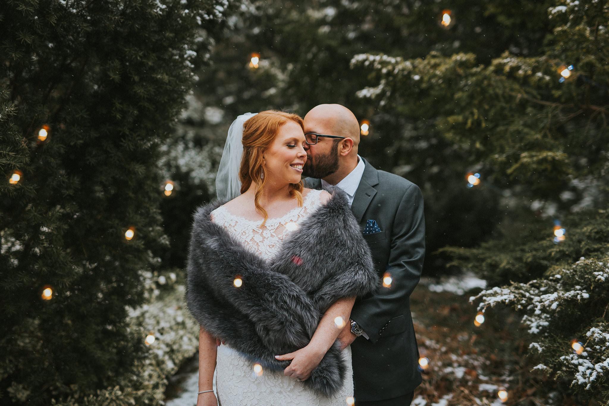 winter weddings in toronto