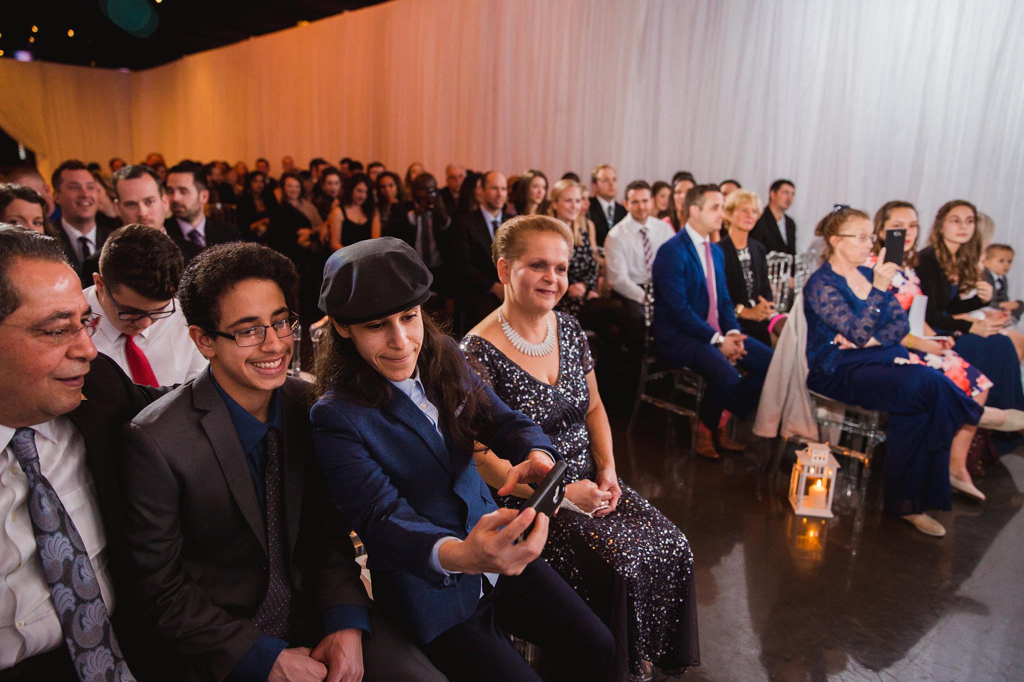 wedding ceremony layout york mills gallery