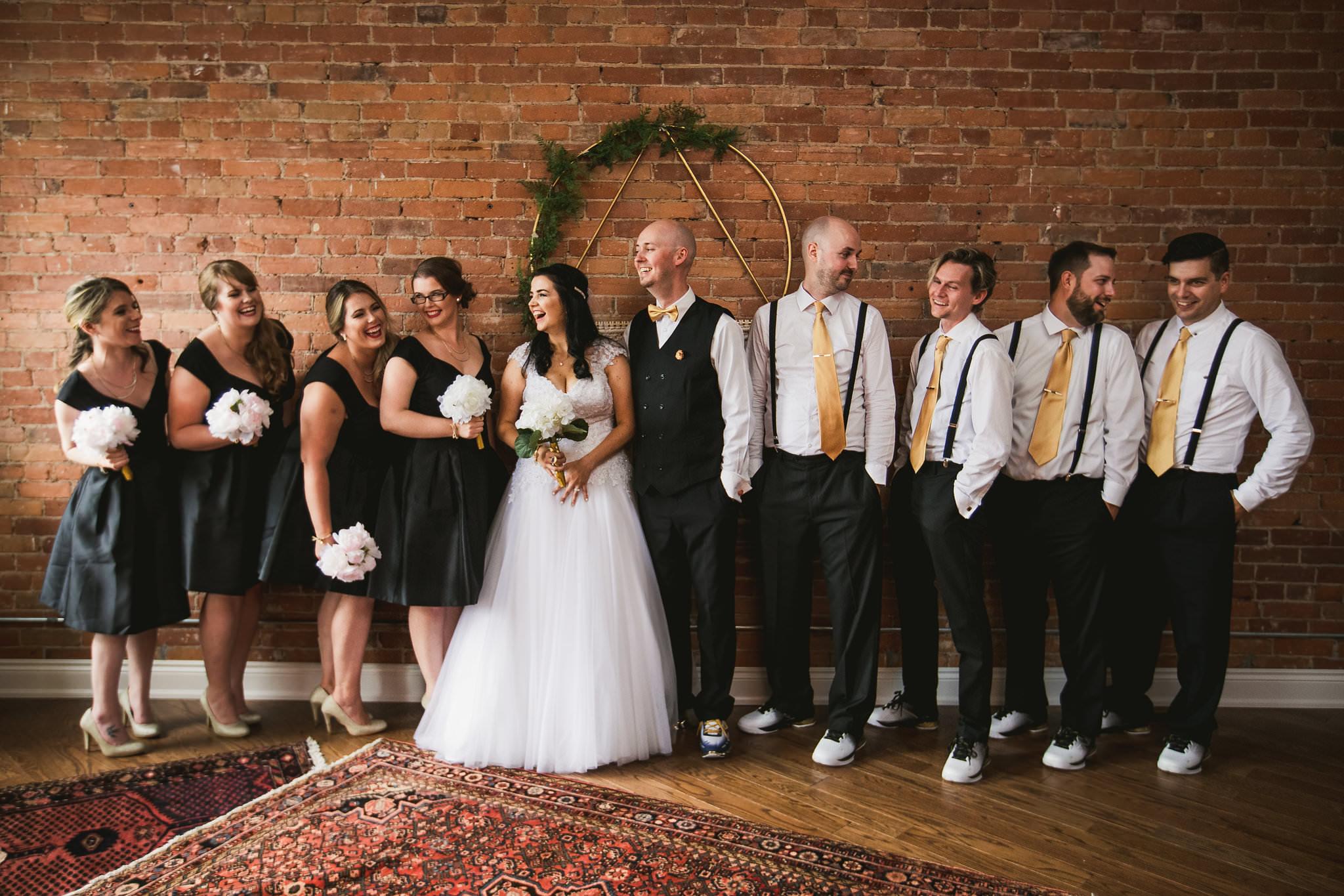 Kristen Adam Kindred Loft Whitby Wedding Photos 259 - Durham Wedding Photographer: Kindred Loft Wedding Photos