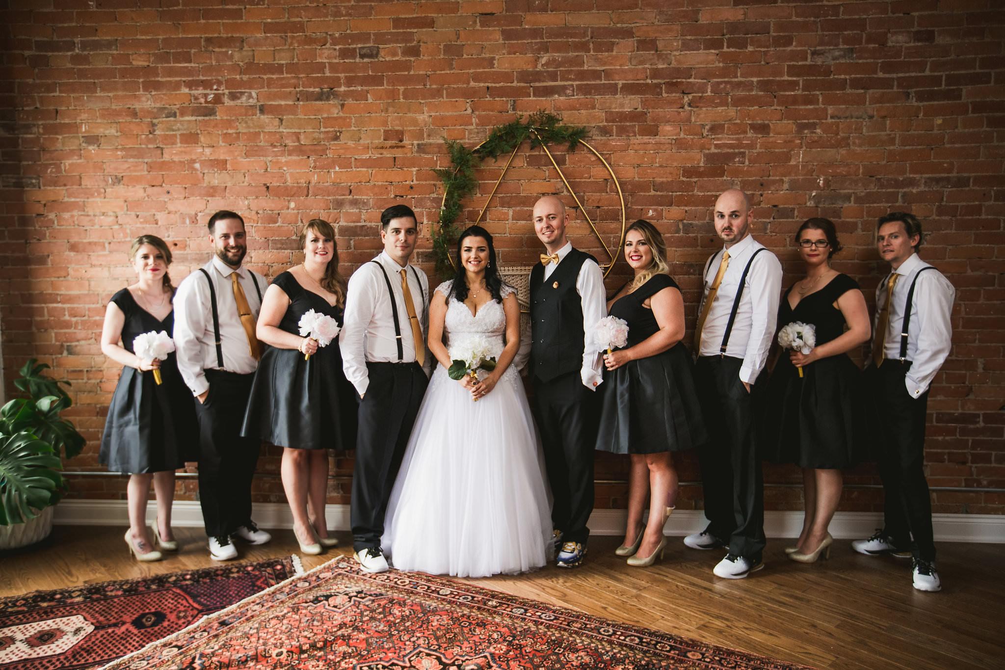 Kristen Adam Kindred Loft Whitby Wedding Photos 265 - Durham Wedding Photographer: Kindred Loft Wedding Photos