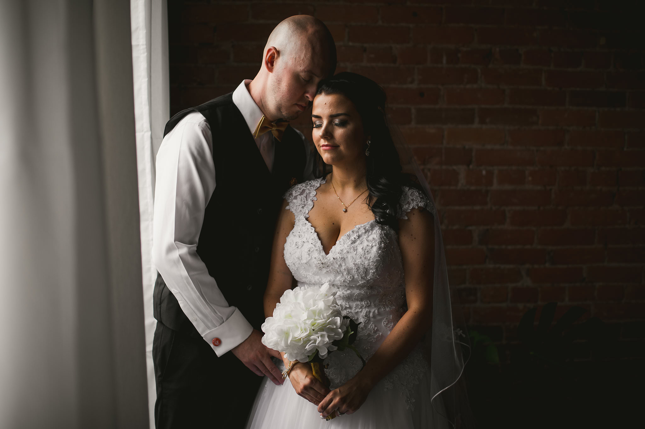 Kristen Adam Kindred Loft Whitby Wedding Photos 301 - Durham Wedding Photographer: Kindred Loft Wedding Photos