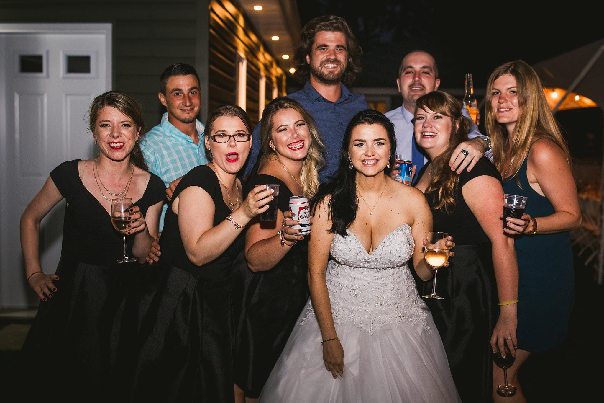 Kristen Adam Kindred Loft Whitby Wedding Photos 627 - Durham Wedding Photographer: Kindred Loft Wedding Photos
