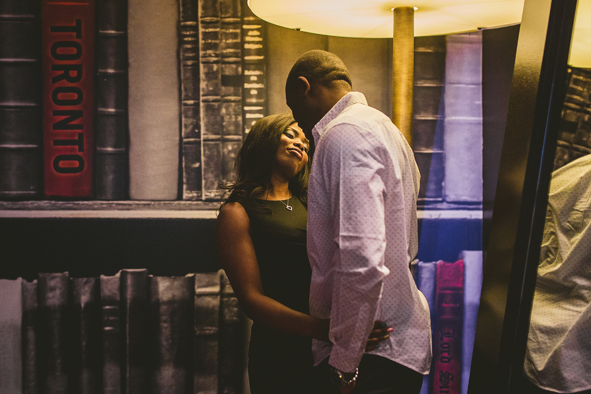 thompson hotel engagement