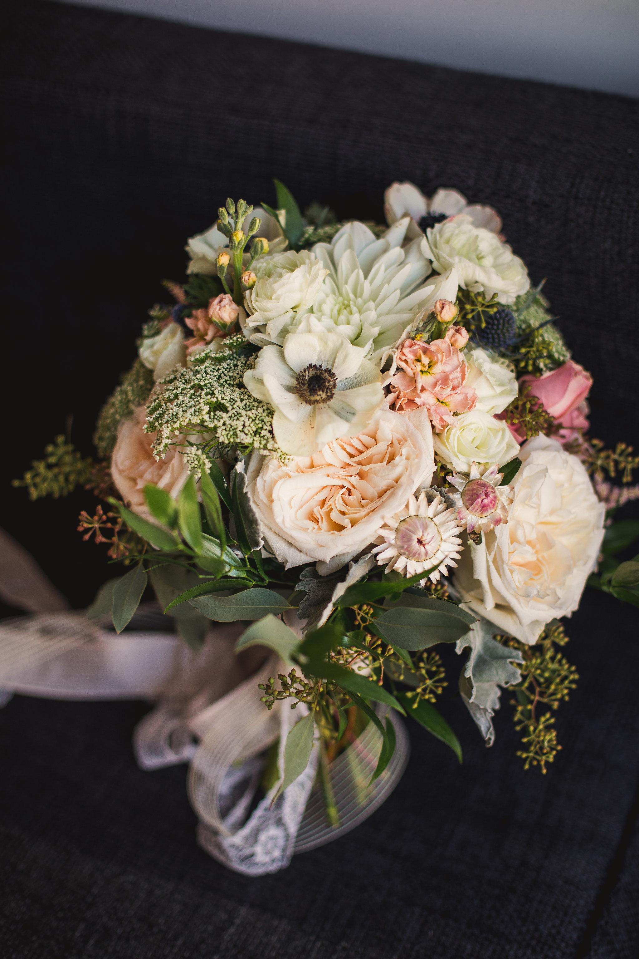 bridal flowers hotel ocho