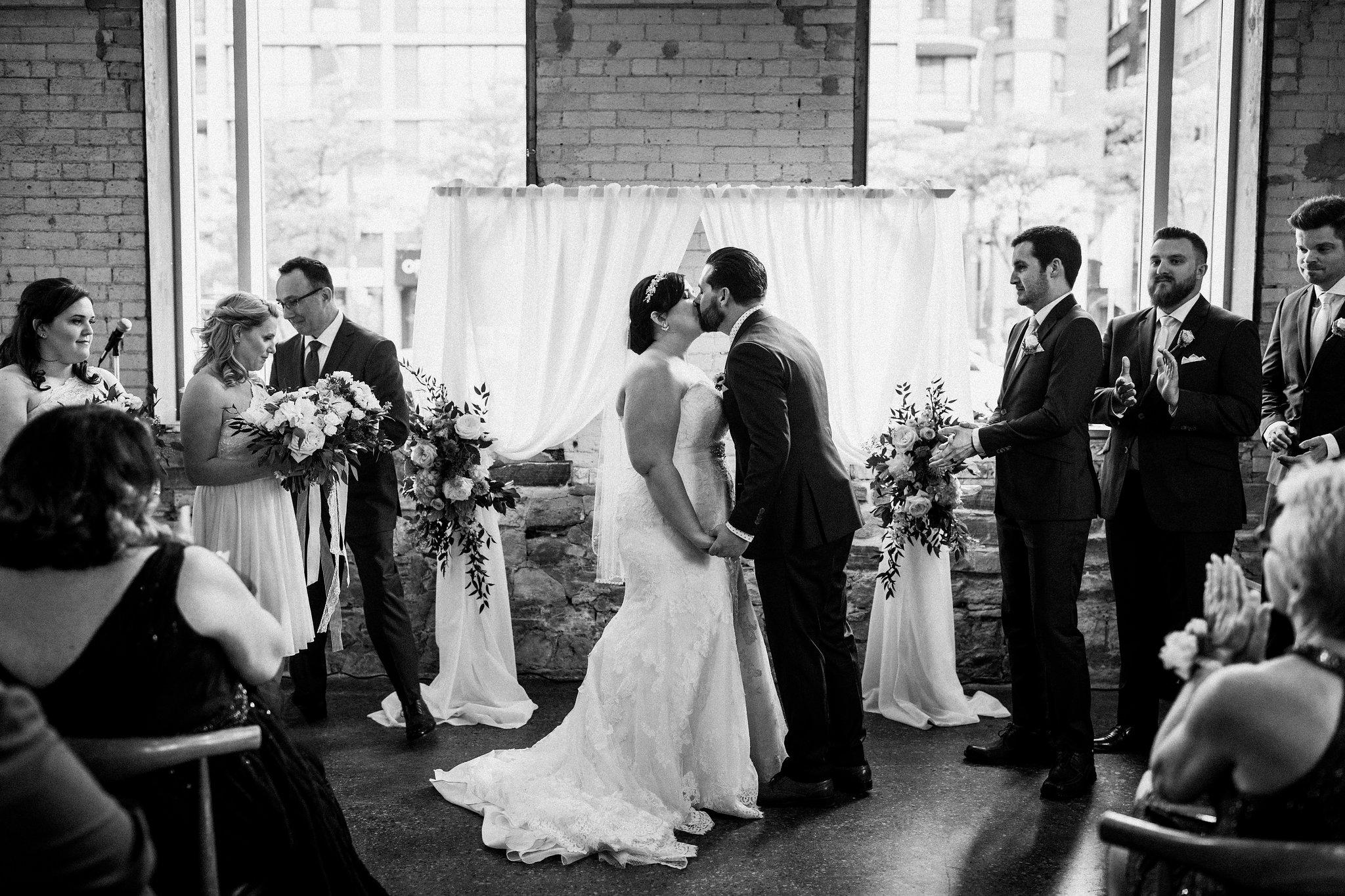 wedding ceremony hotel ocho