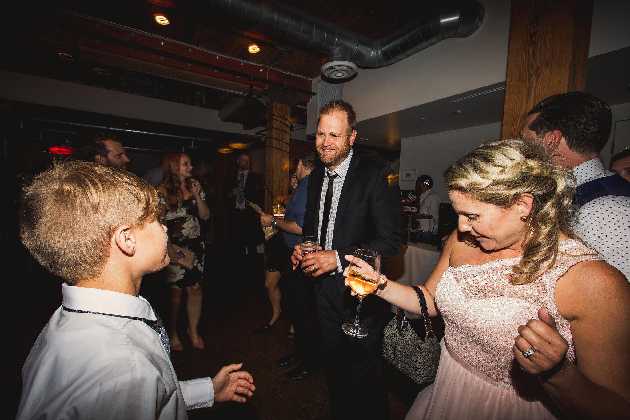 hotel ocho wedding photos