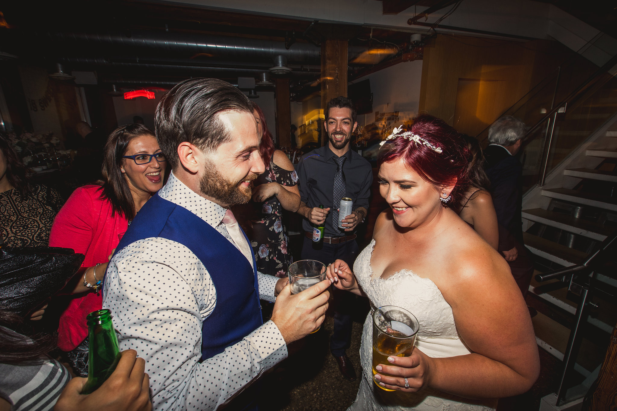 hotel ocho wedding reception