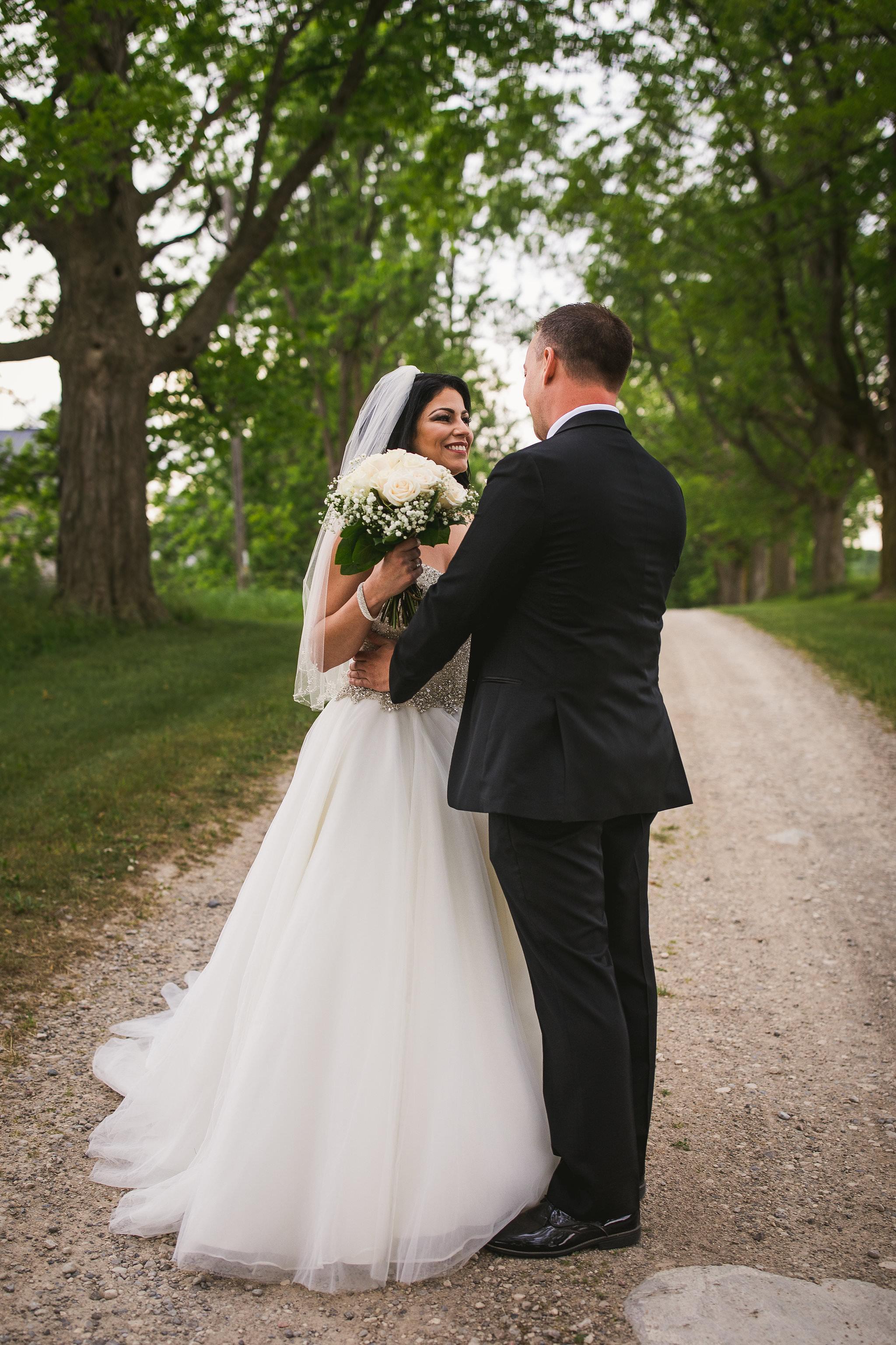guelph barn wedding