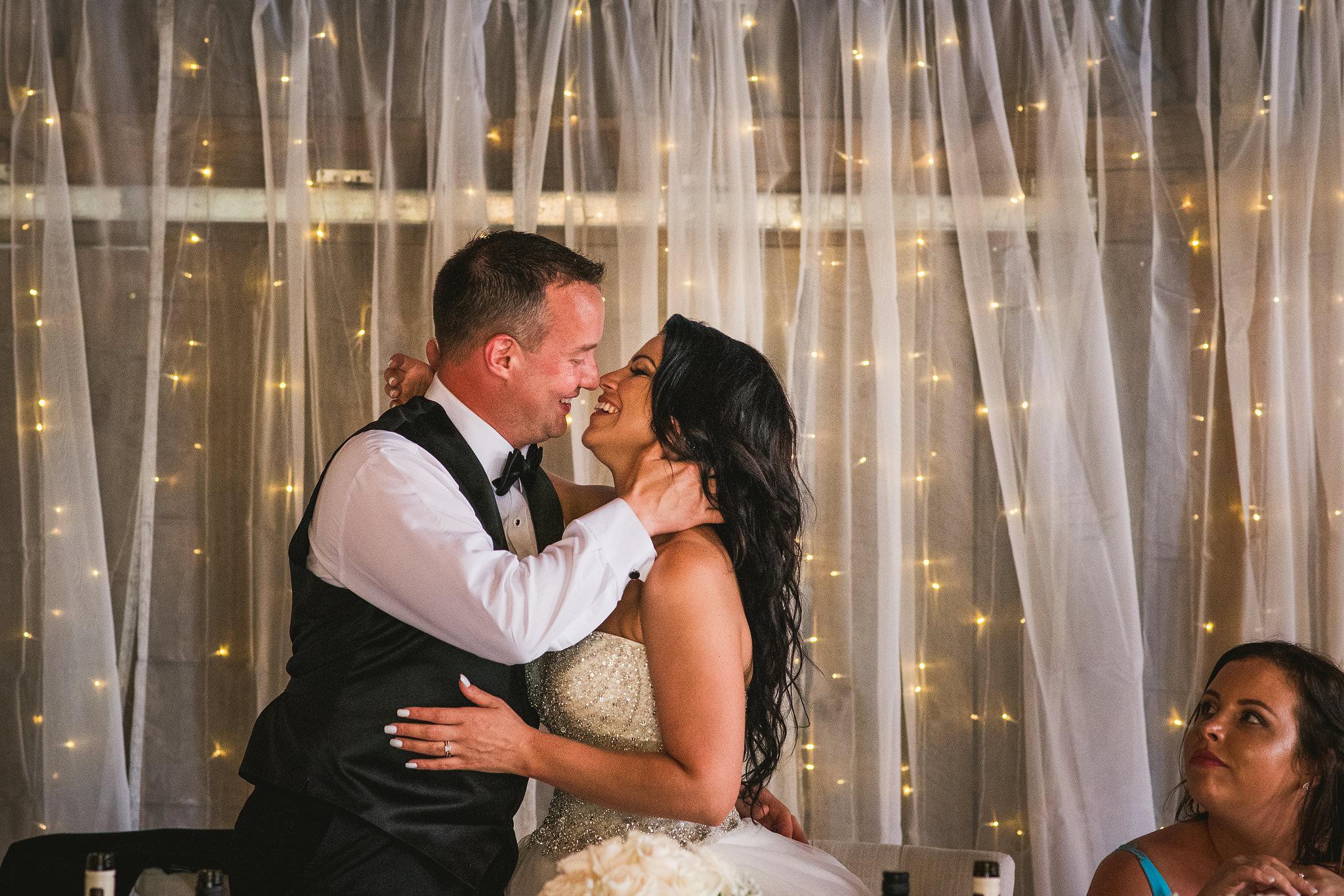 barn wedding venues reception