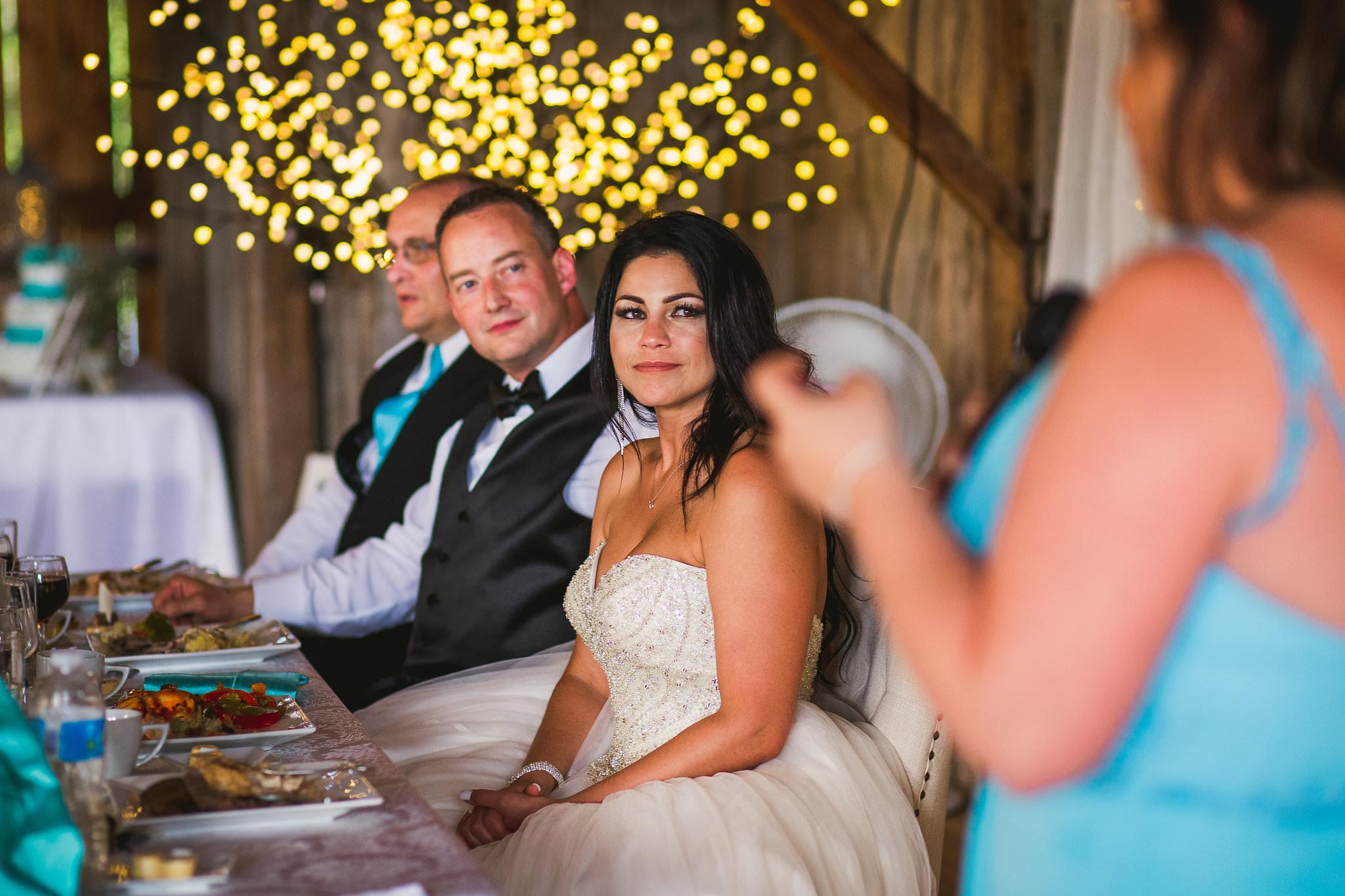 wedding reception at stoneacre farm