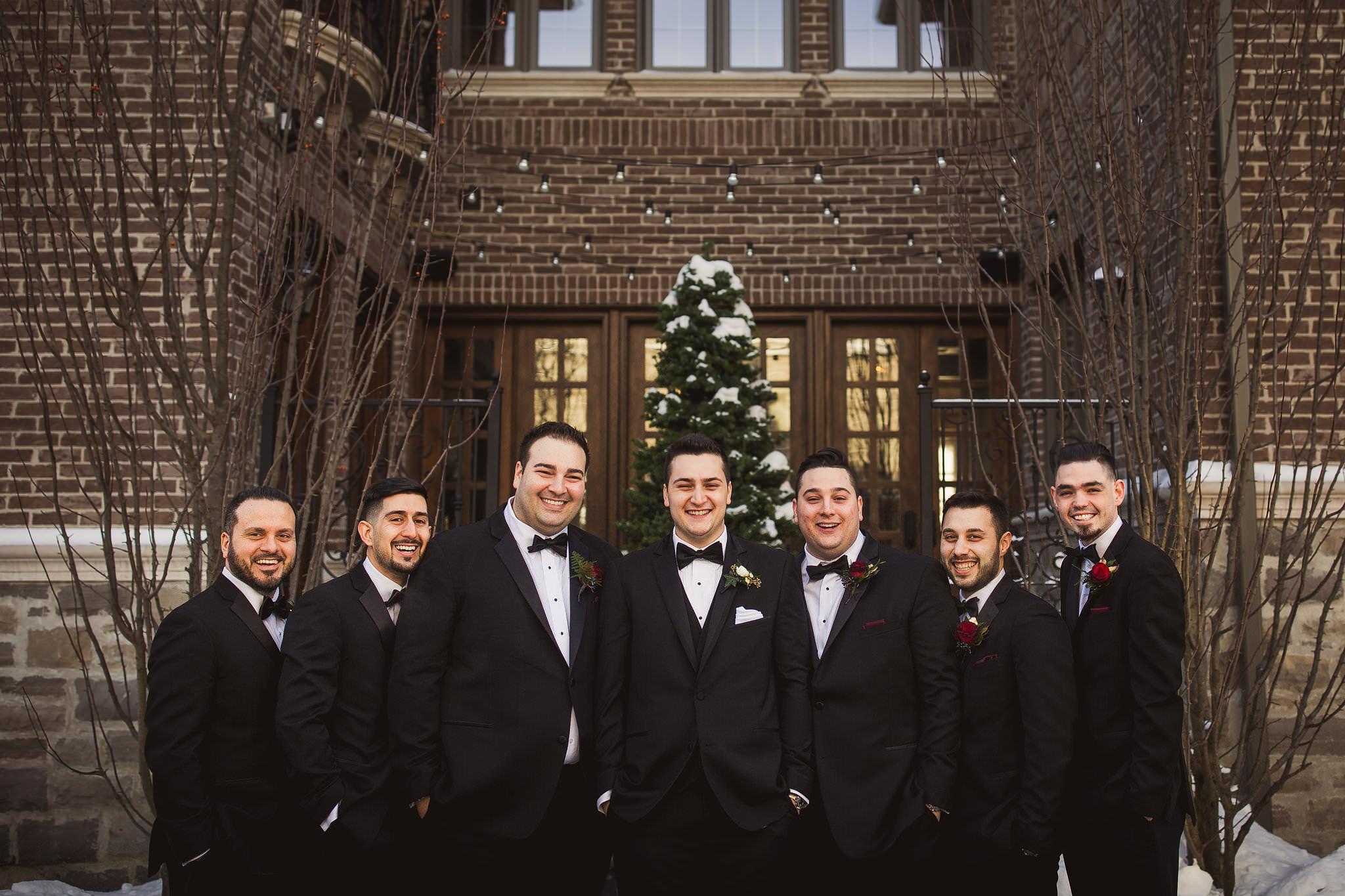 Rebecca Michael King Edward Hotel NYE Wedding Photos 283 - King Edward Hotel Wedding Photos