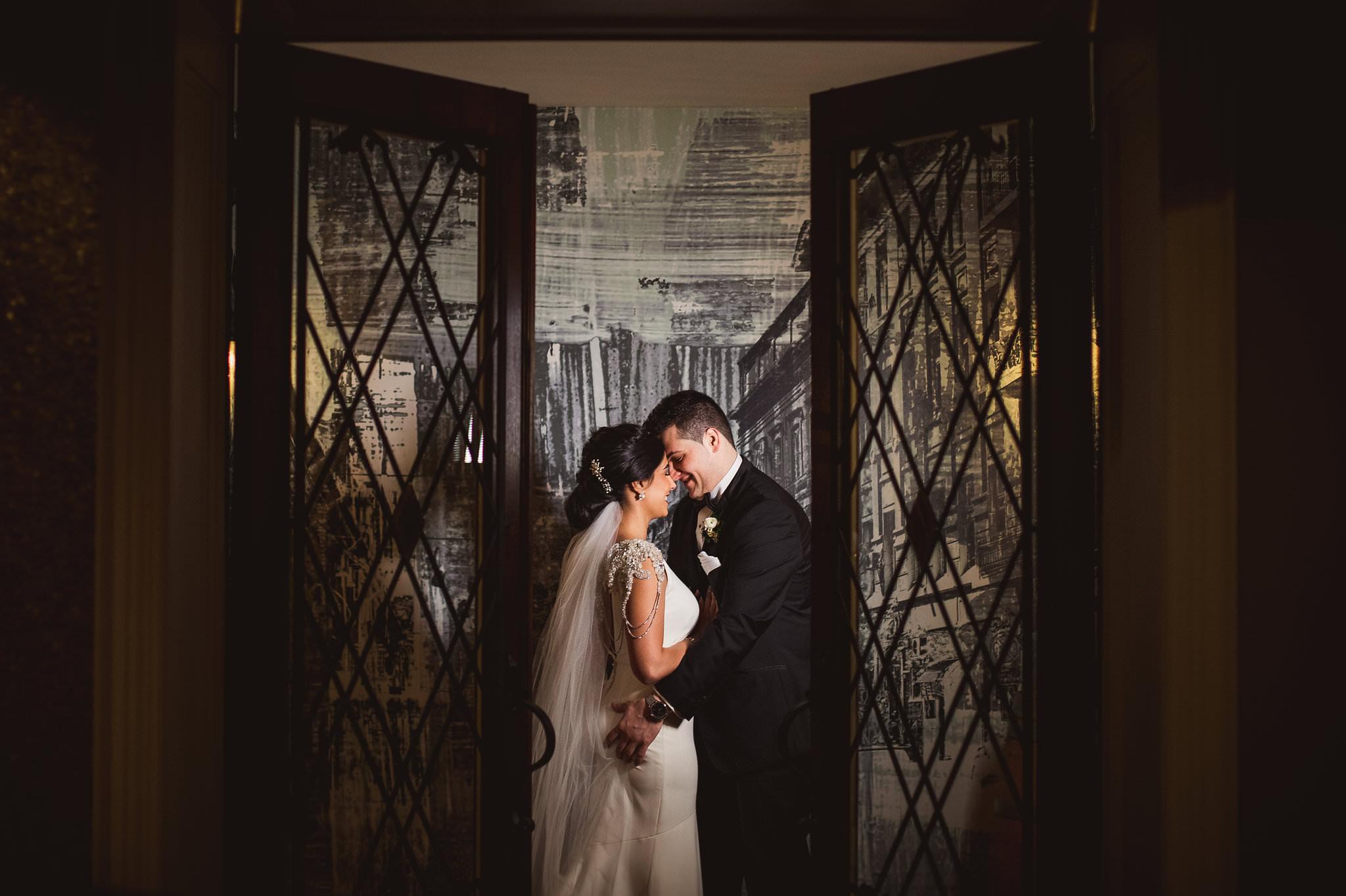 intimate toronto wedding
