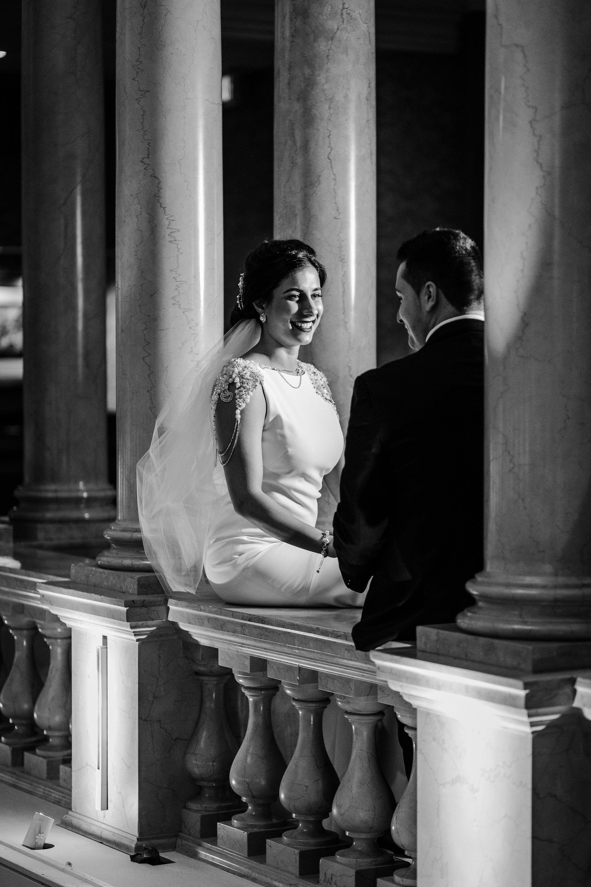 Rebecca Michael King Edward Hotel NYE Wedding Photos 453 - King Edward Hotel Wedding Photos