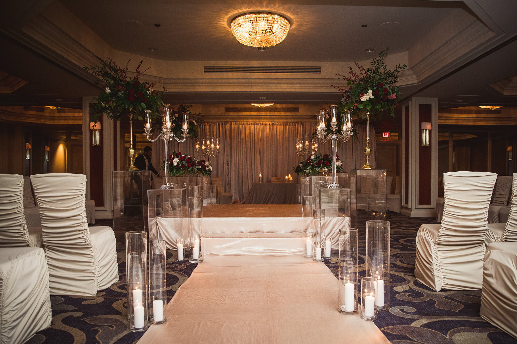 Rebecca Michael King Edward Hotel NYE Wedding Photos 455 - King Edward Hotel Wedding Photos