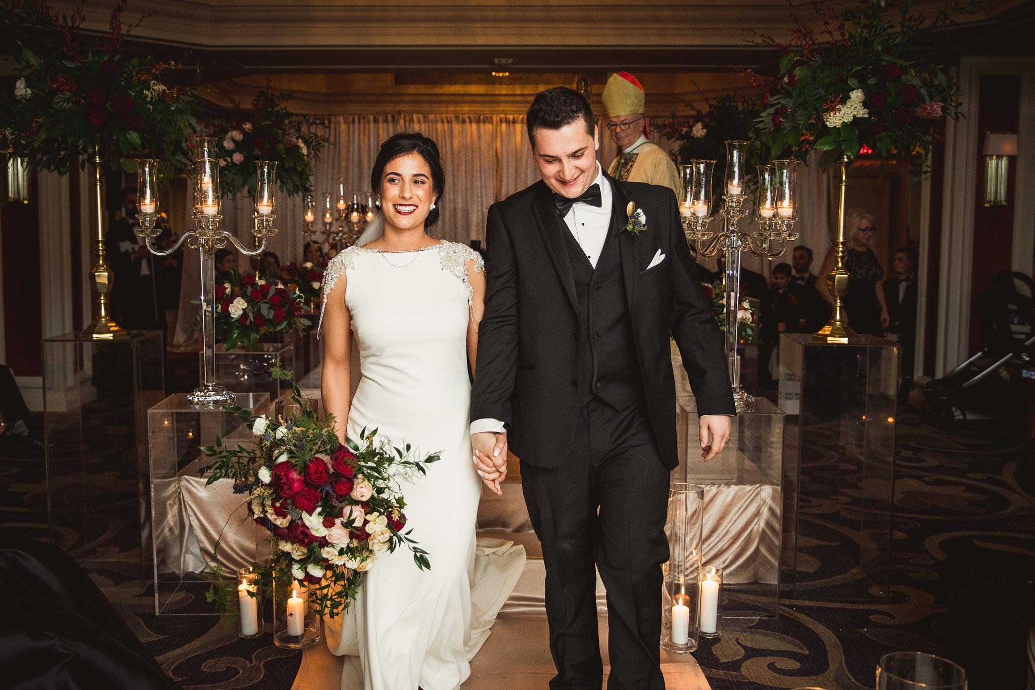 Rebecca Michael King Edward Hotel NYE Wedding Photos 574 - King Edward Hotel Wedding Photos