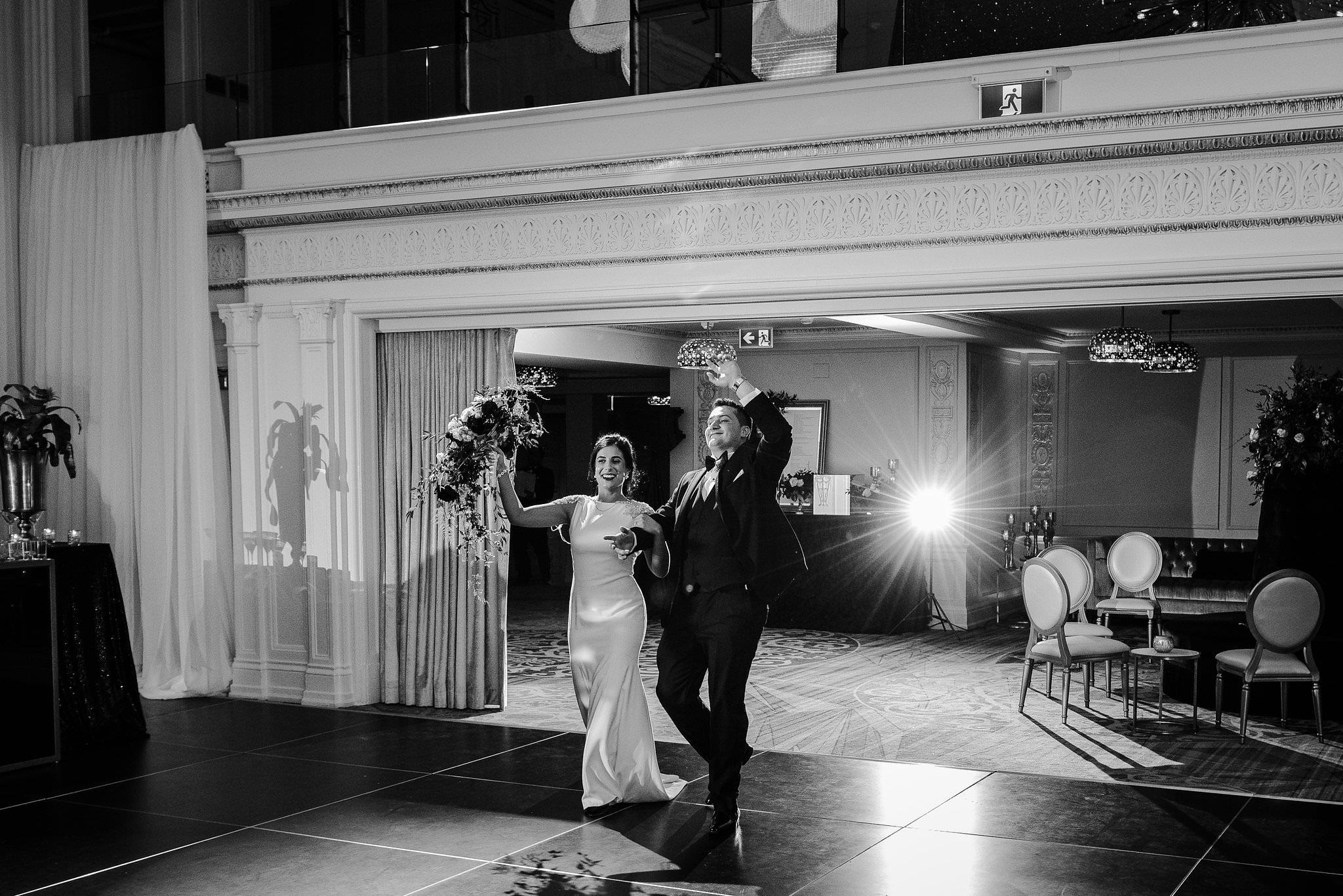Rebecca Michael King Edward Hotel NYE Wedding Photos 648 - King Edward Hotel Wedding Photos