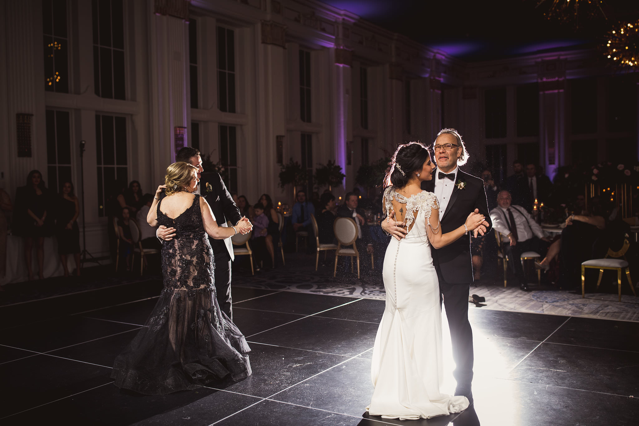 Rebecca Michael King Edward Hotel NYE Wedding Photos 704 - Kitchener Wedding Photographer