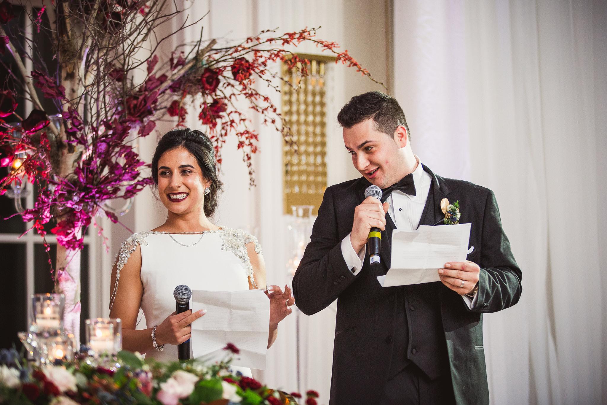 speeches at wedding reception king edward