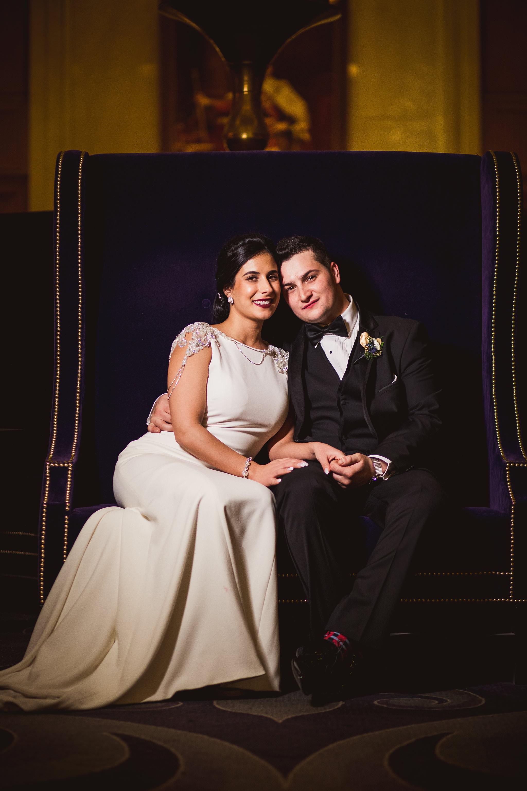 Rebecca Michael King Edward Hotel NYE Wedding Photos 748 - King Edward Hotel Wedding Photos