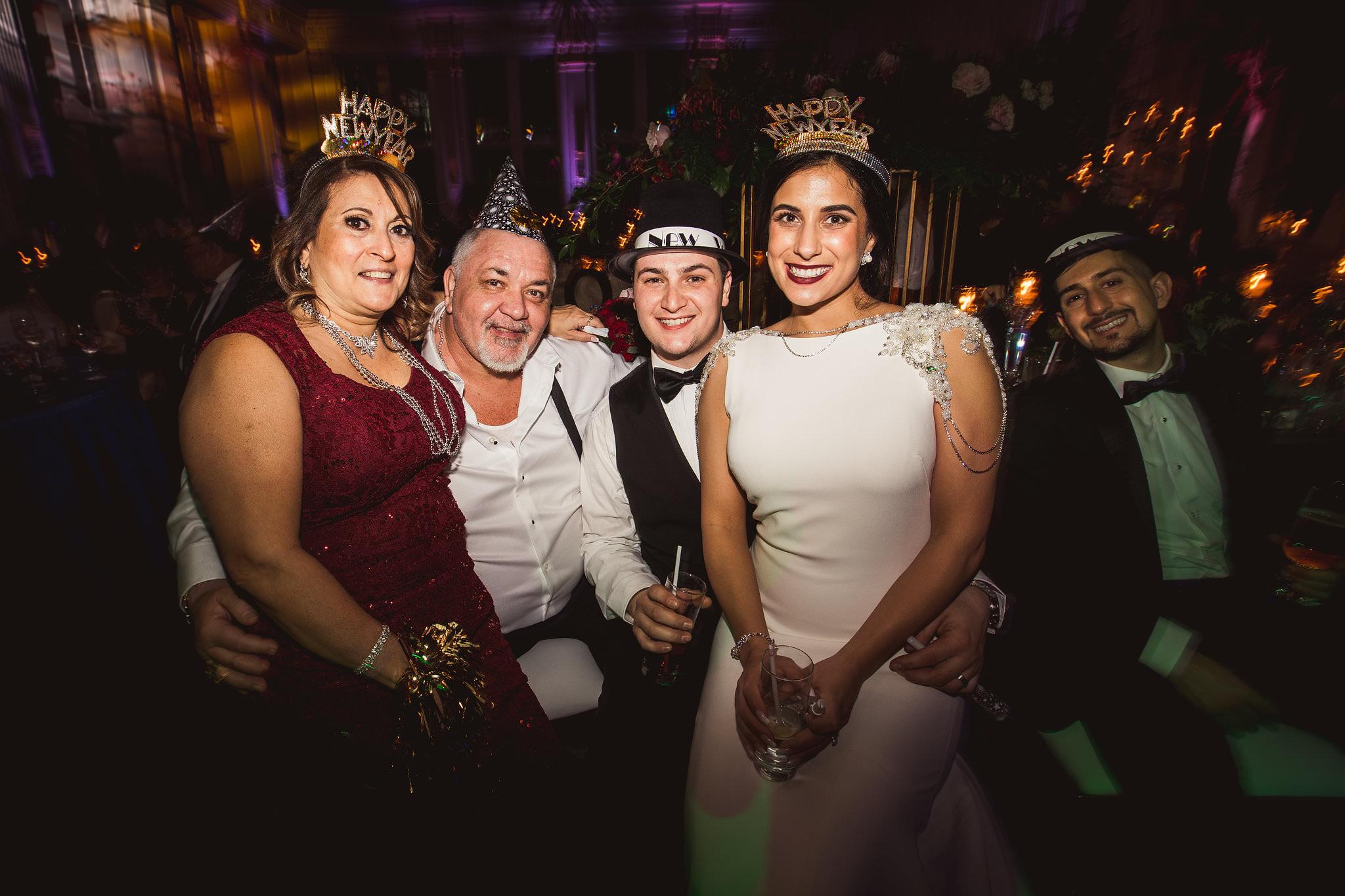 Rebecca Michael King Edward Hotel NYE Wedding Photos 866 - King Edward Hotel Wedding Photos