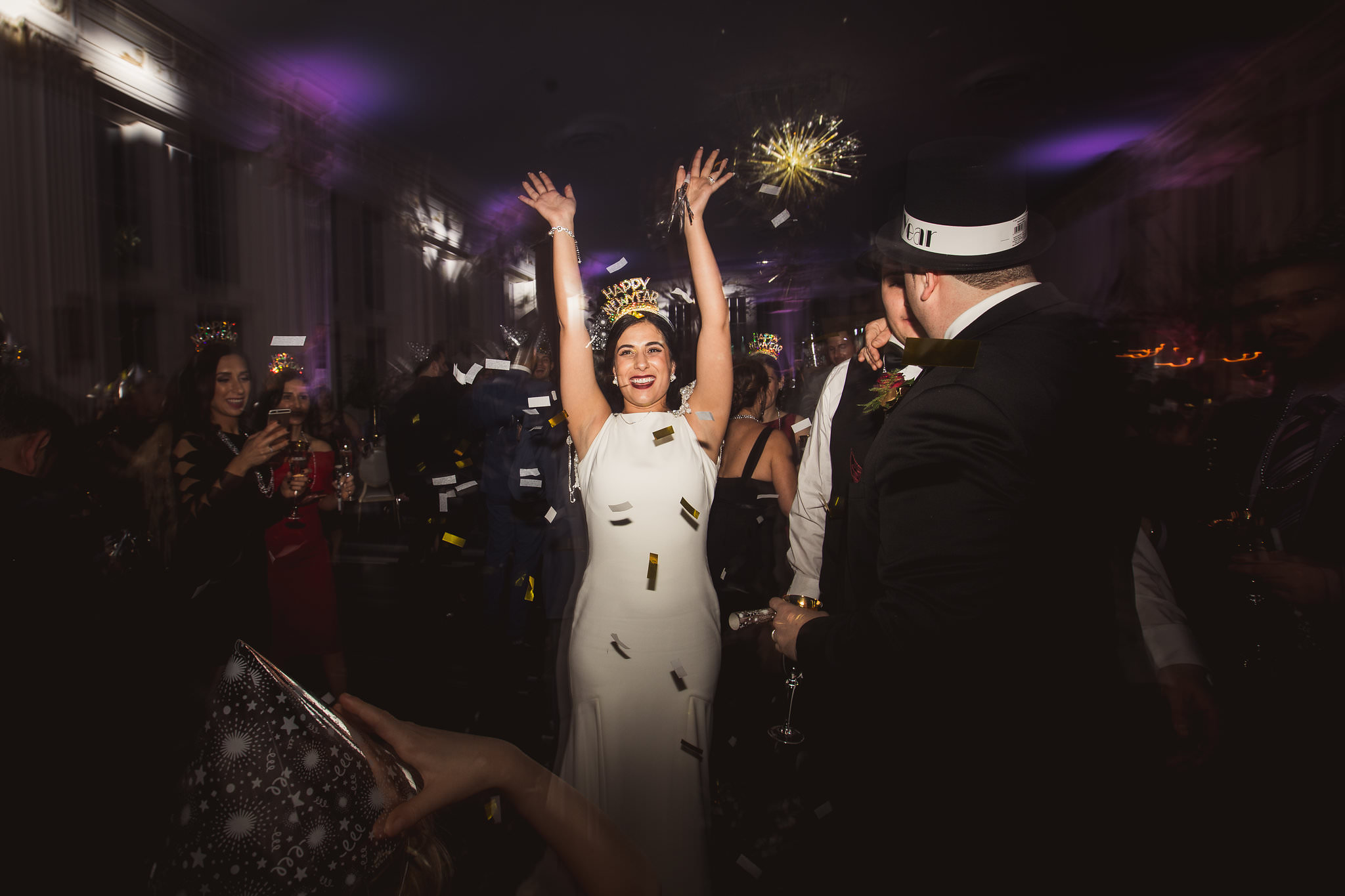 King Edward Hotel Wedding Photos