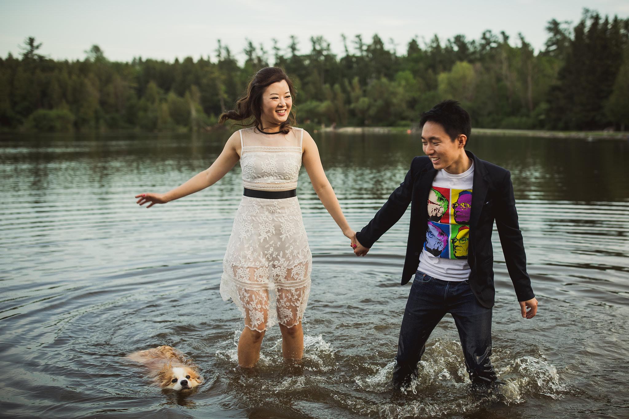 Shirley Michael Rockwood Conservation EngagementPhotos 49 - Kitchener Wedding Photographer