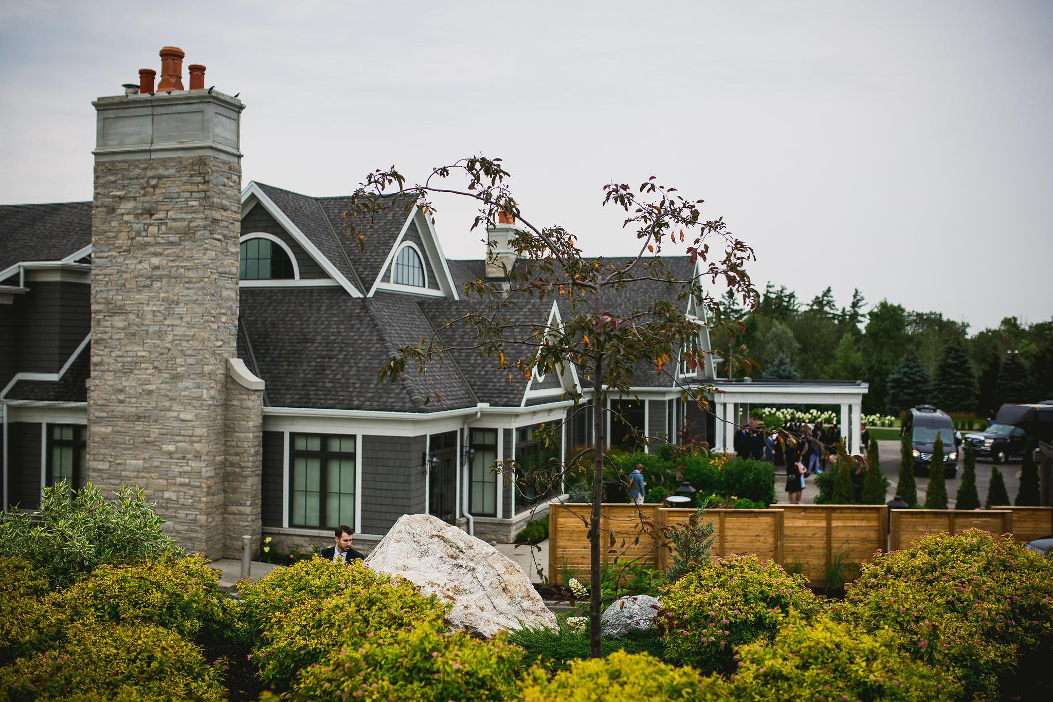 Whistle Bear Golf Course Outside