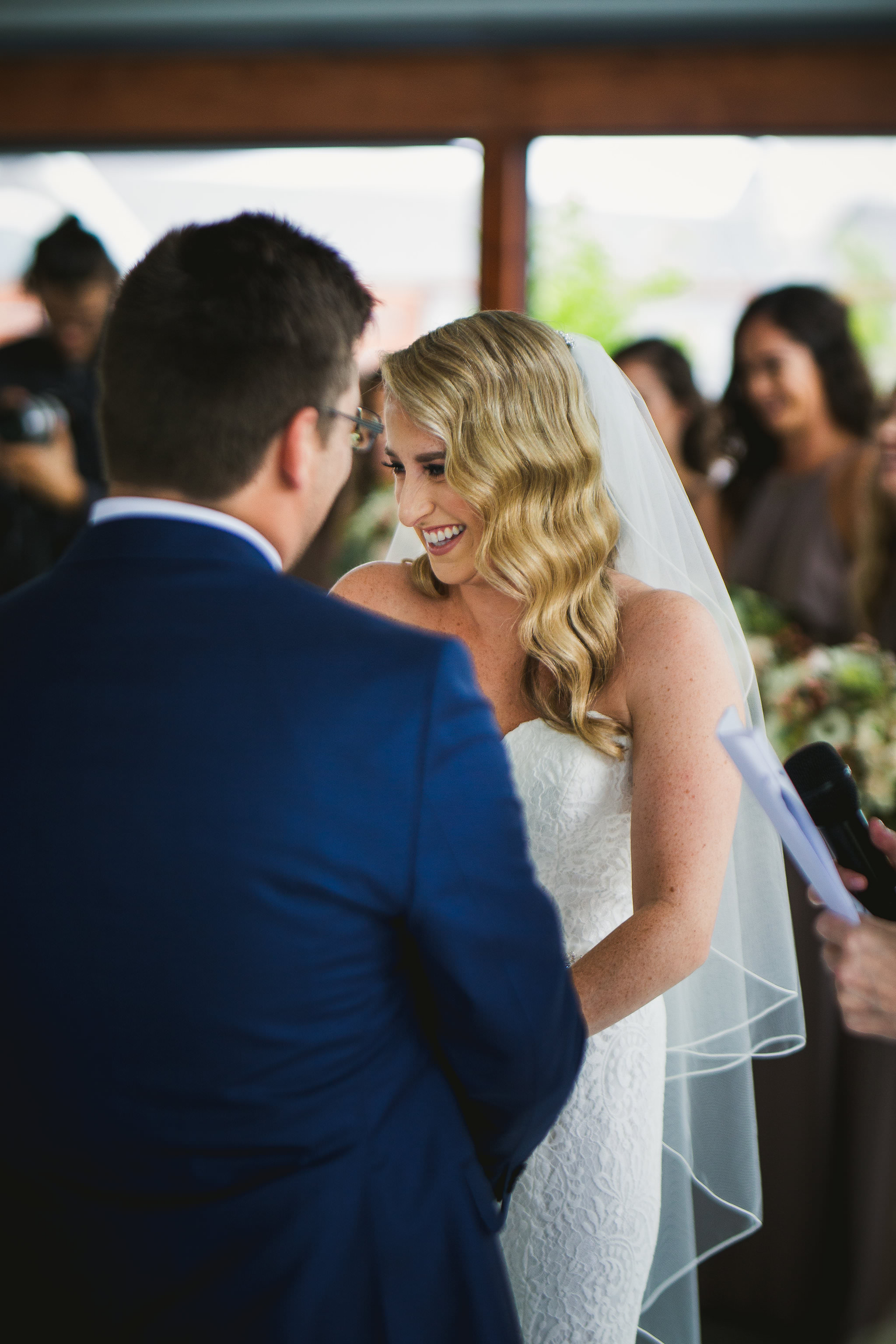 wedding ceremony whistlebear golf