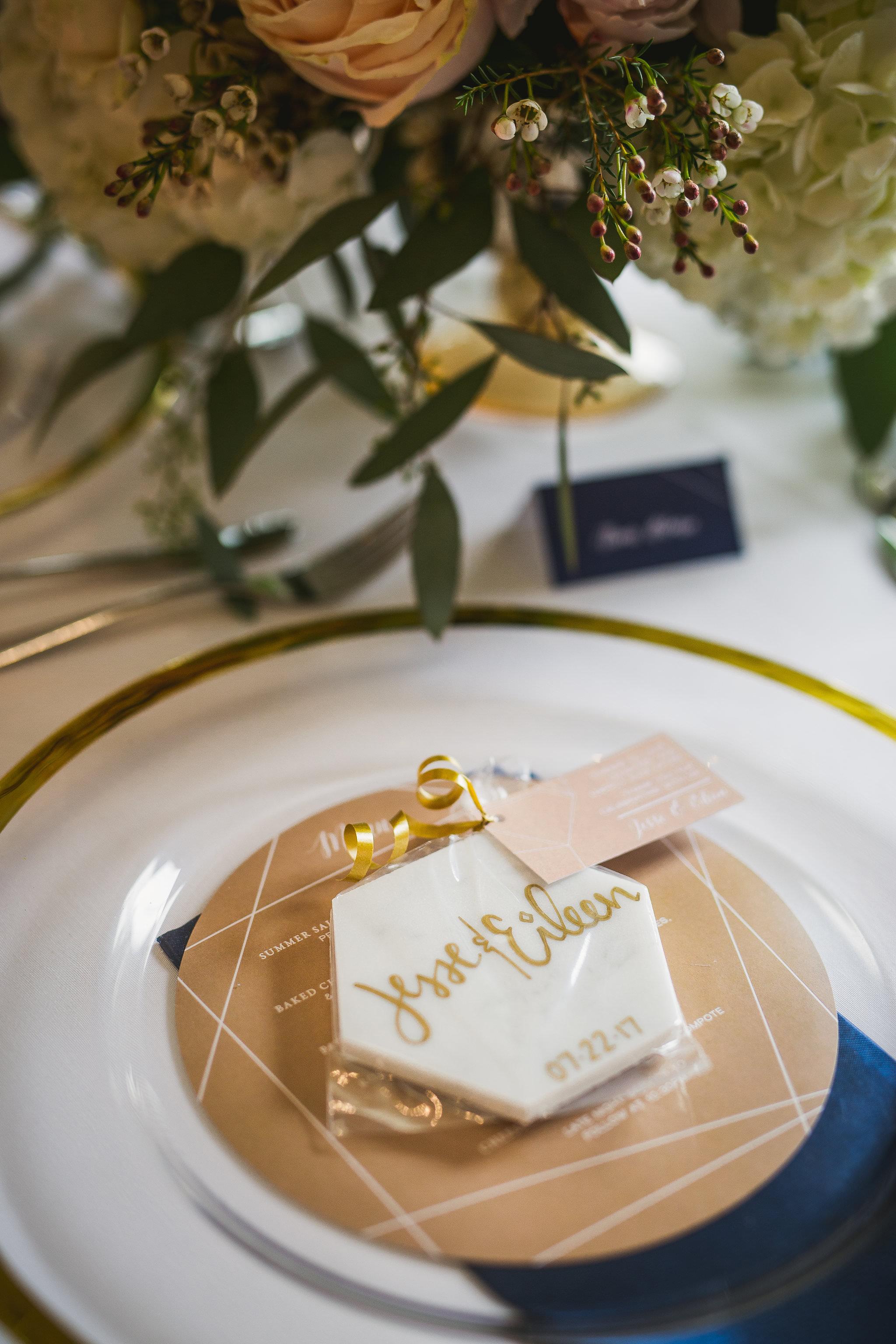 wedding reception detail and decor whistlebear