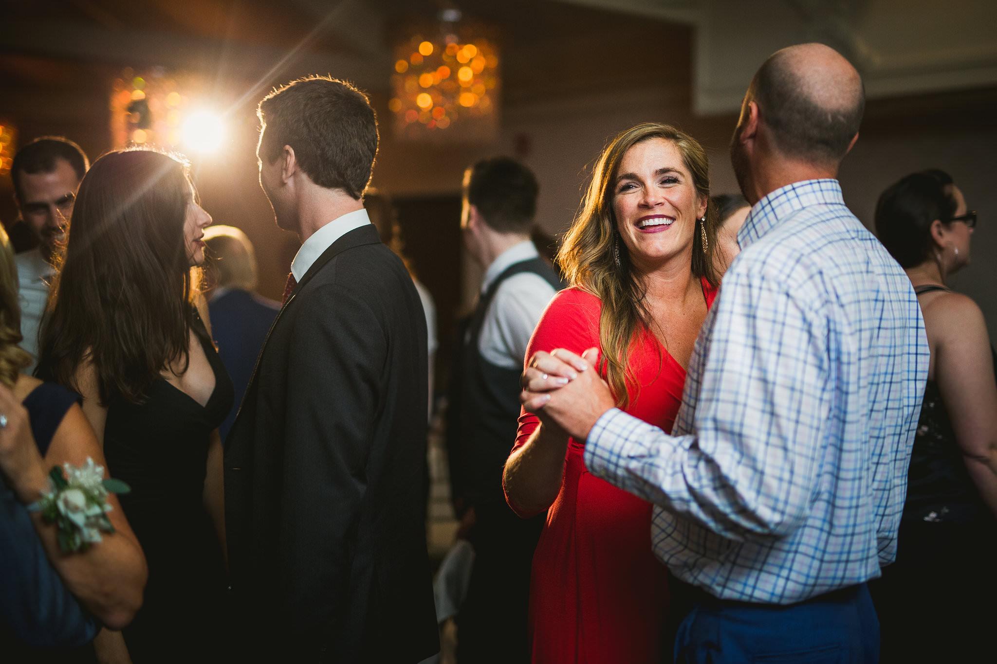 Wedding Reception Whistlebear Golf Course
