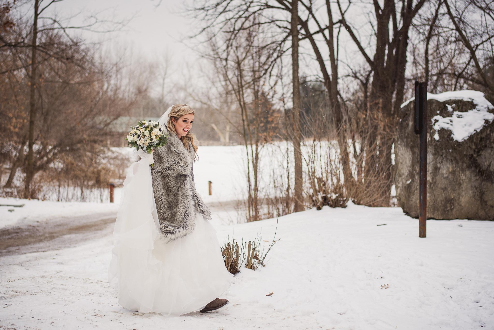 kortright center winter wedding photos 127 - Kortright Center Winter Wedding Photos