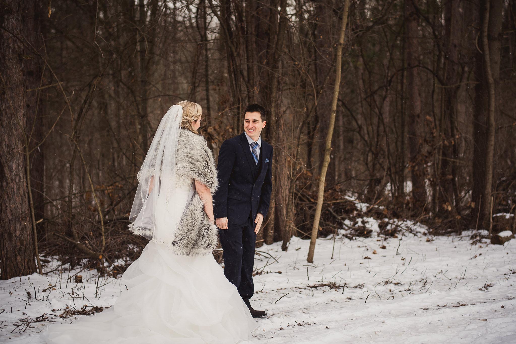 kortright center winter wedding photos 130 - Kortright Center Winter Wedding Photos