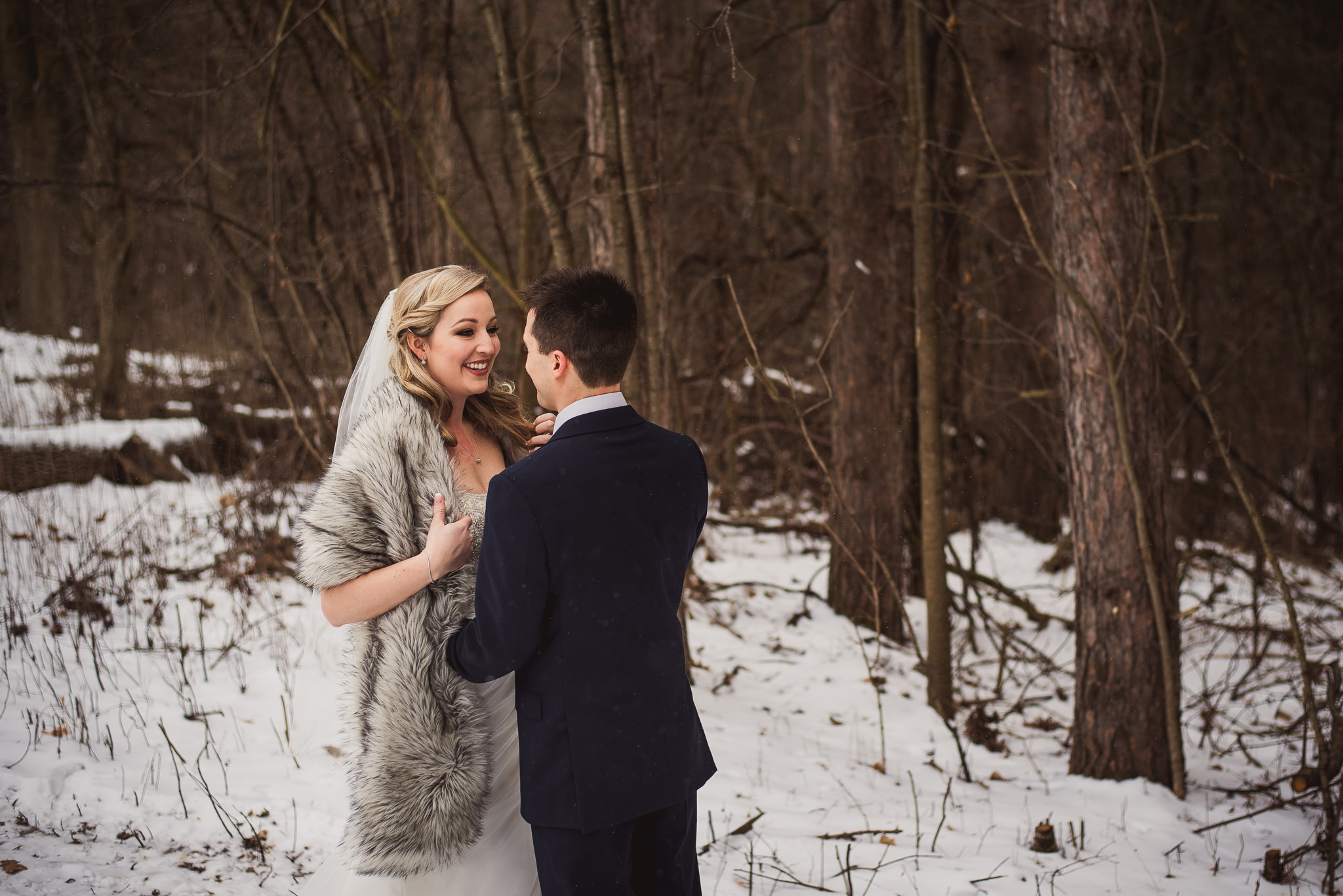 kortright center winter wedding photos 134 - Kortright Center Winter Wedding Photos