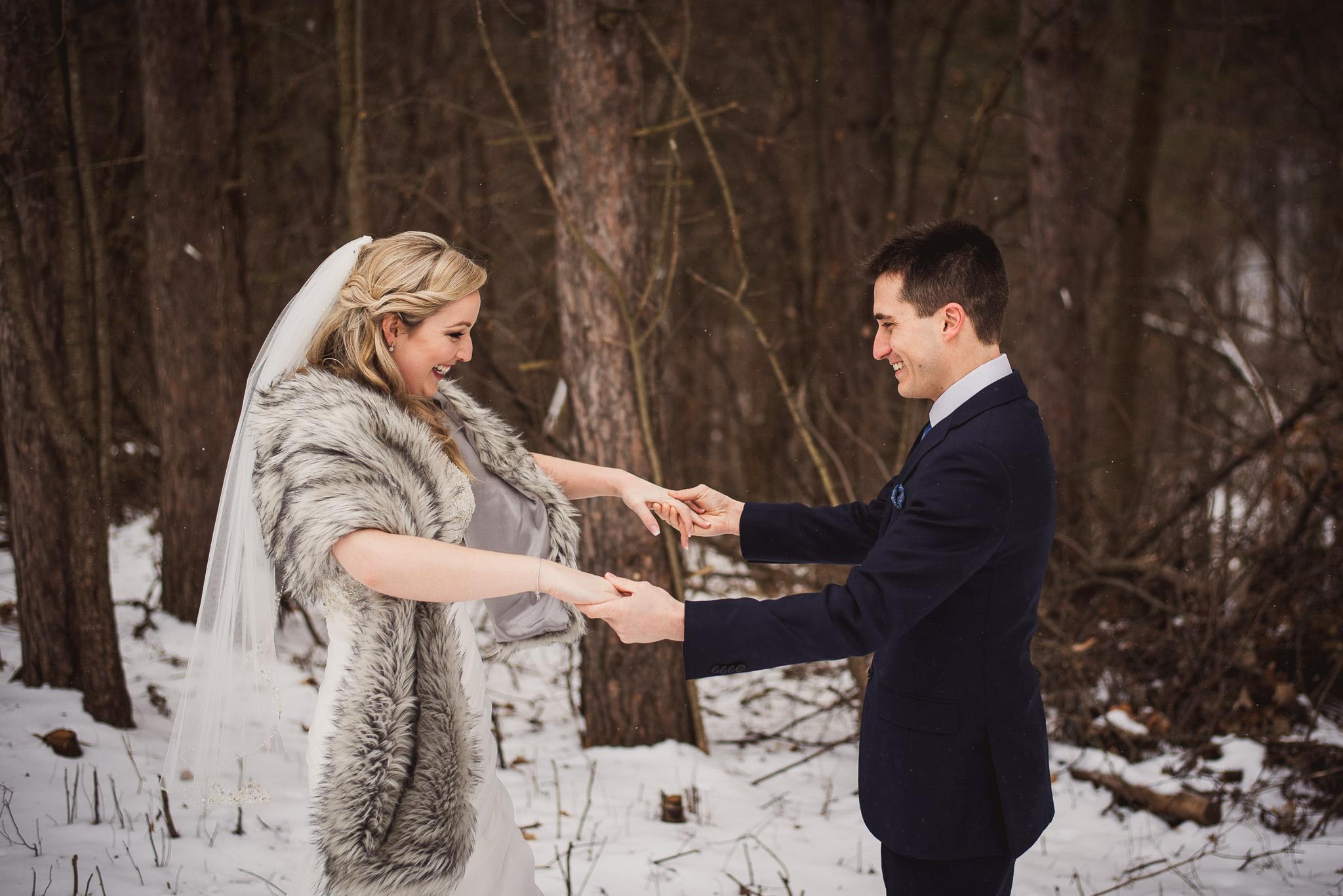 kortright center winter wedding photos 137 - Kortright Center Winter Wedding Photos