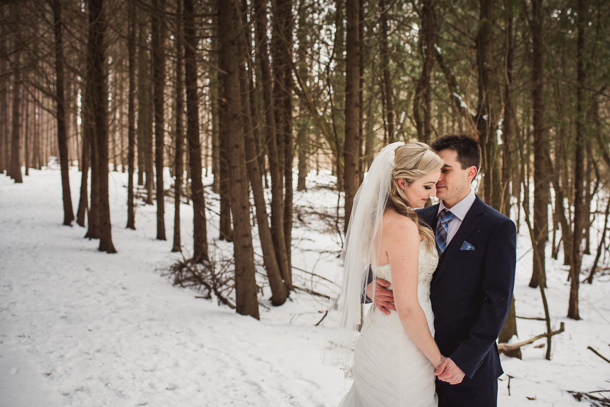 kortright center winter wedding photos 144 - Kortright Center Winter Wedding Photos