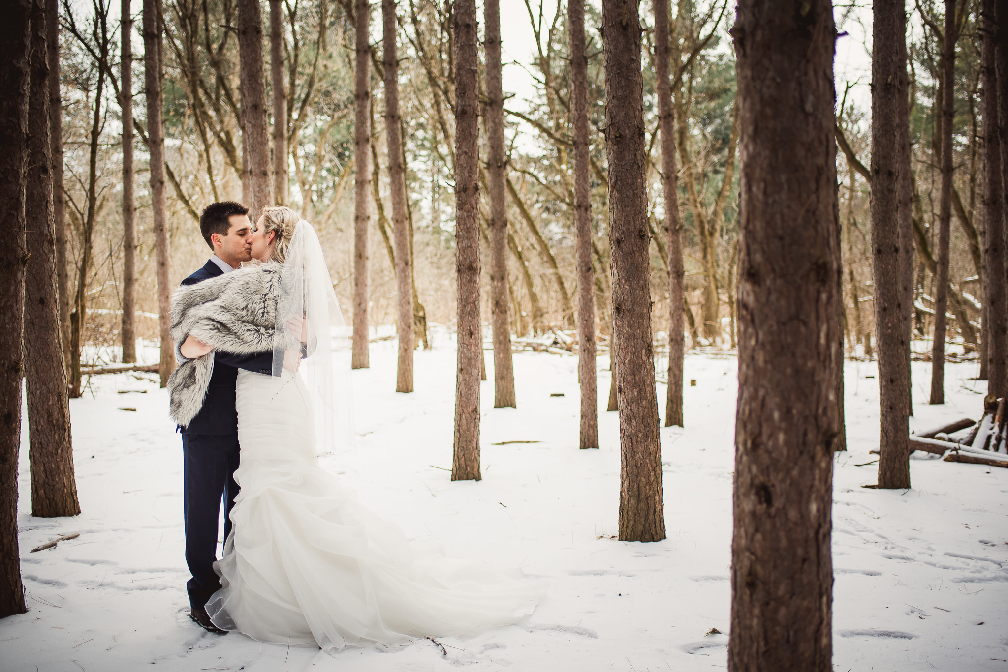 kortright center winter wedding photos 151 - Kortright Center Winter Wedding Photos