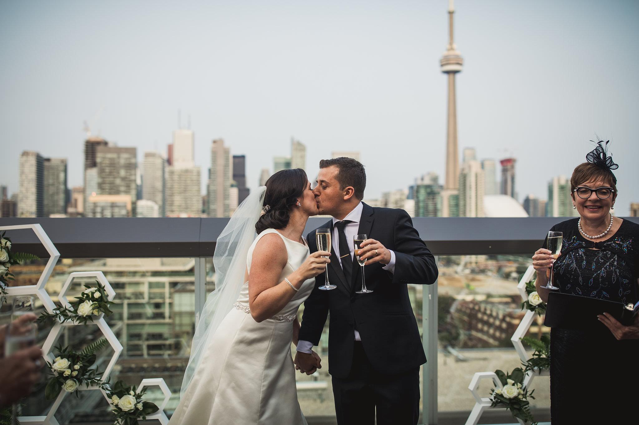 thompson hotel wedding cost
