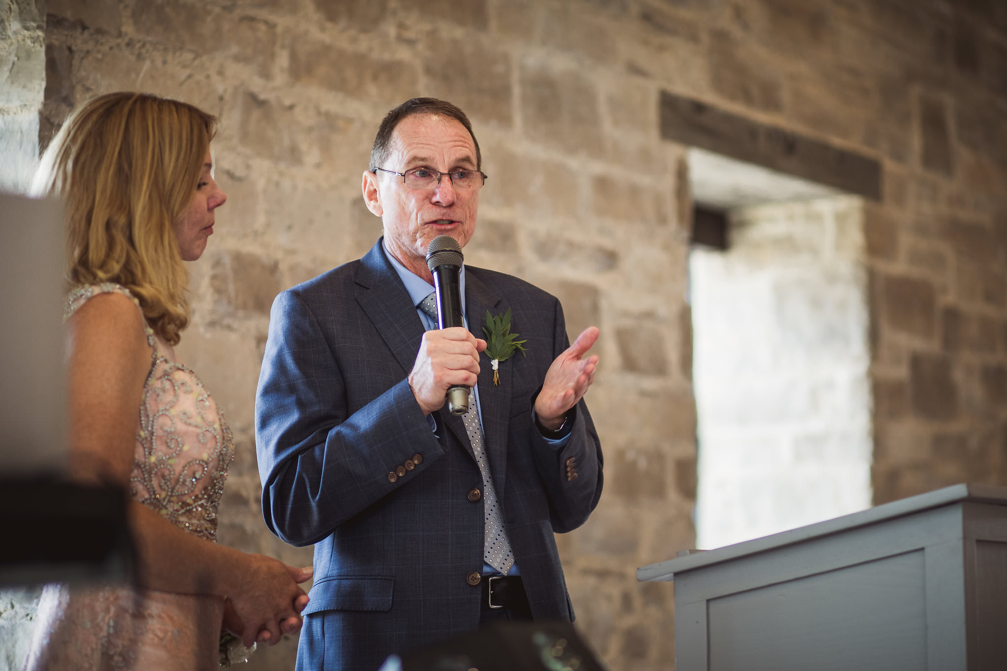elora mill reception photos