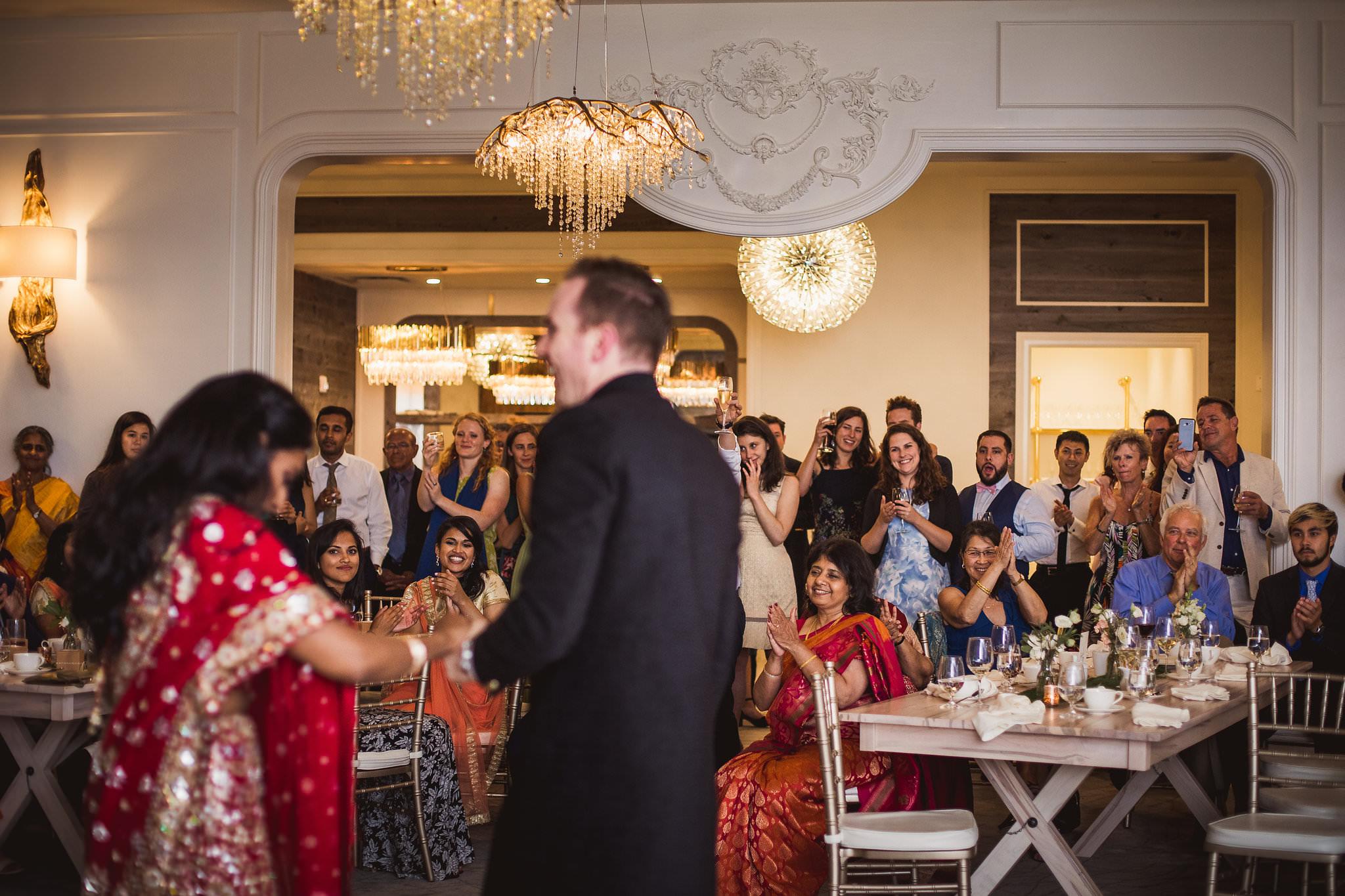 elora mill reception photos