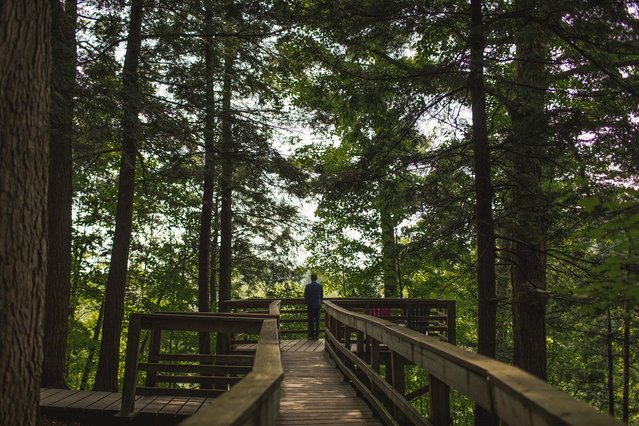 kortright center wedding first look locations