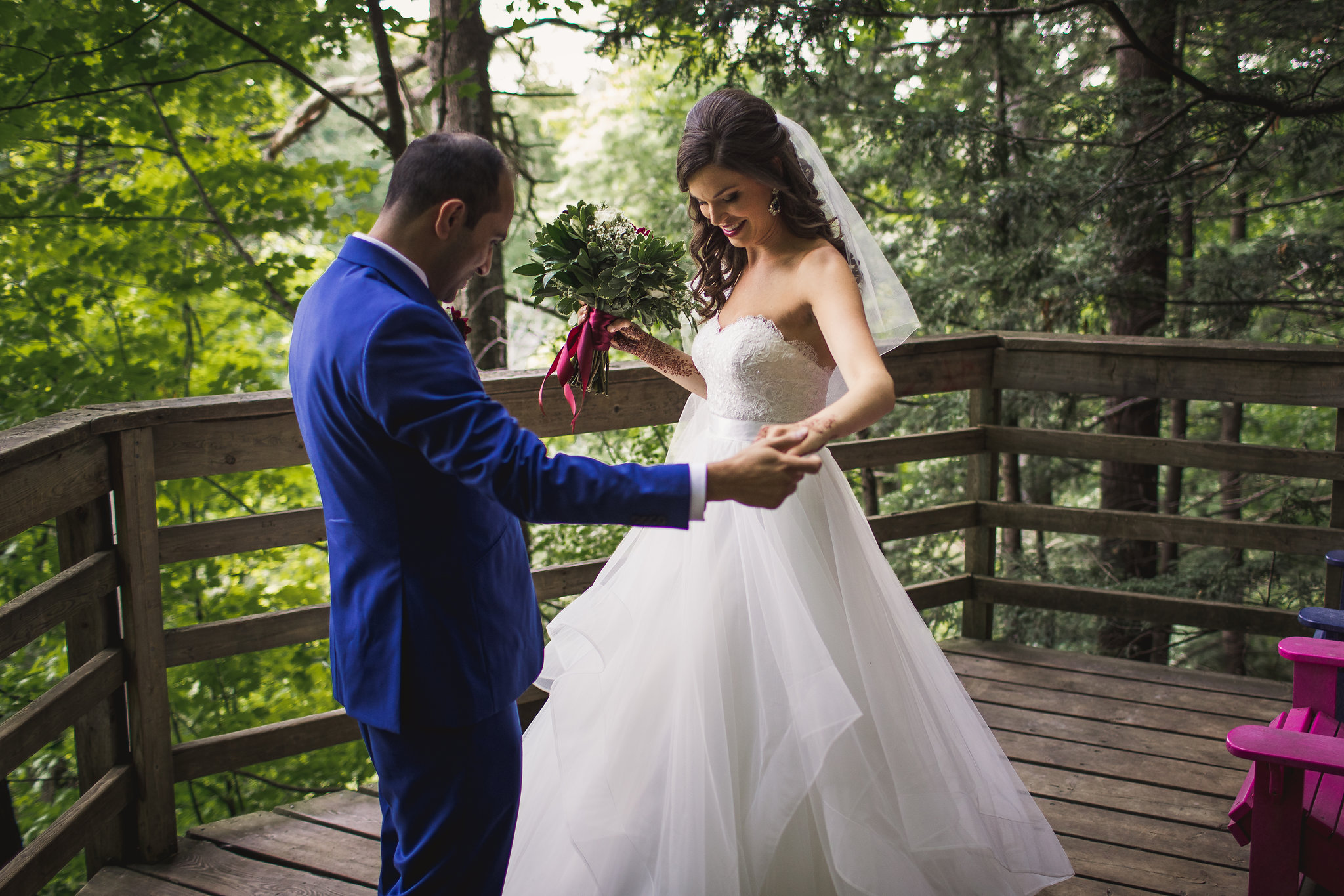 kortright centre wedding pictures