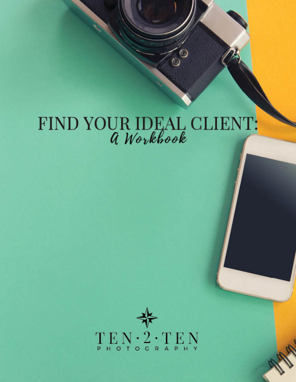 Ideal Client Worksheet v1 - Ideal Client Workbook