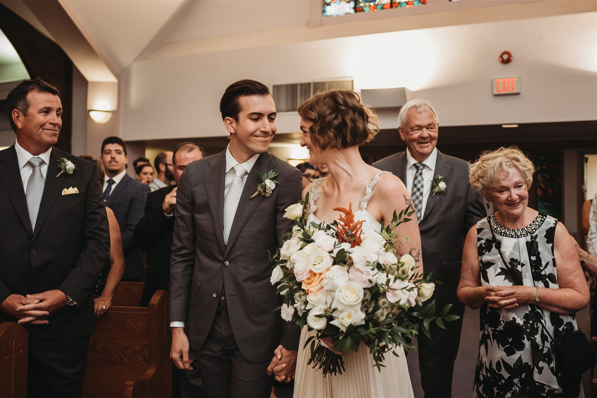 our lady of czestochowa polish catholic church wedding ceremony