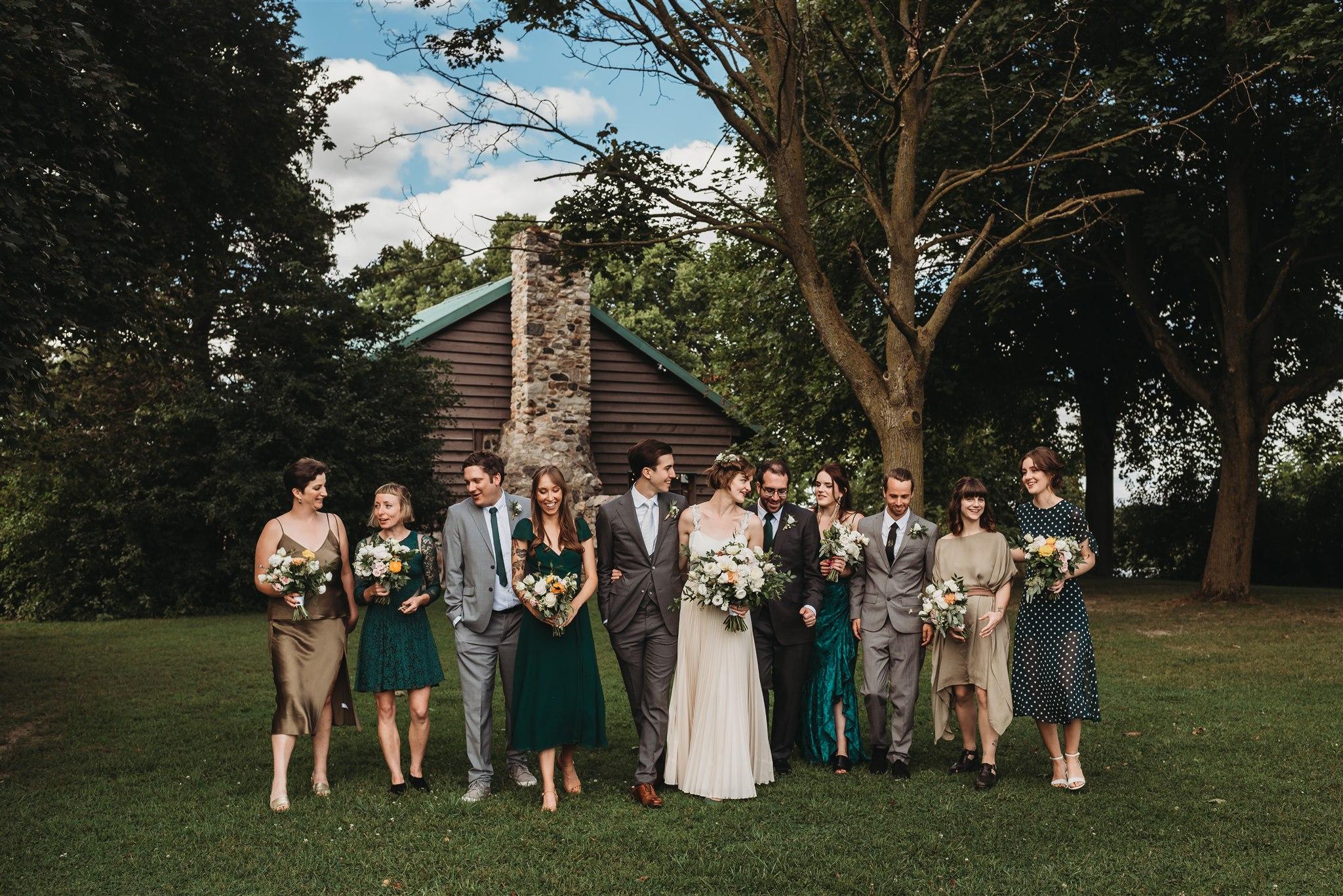 fanshawe conservation area wedding photos 310 1 - Watson Porter Pavillion Wedding