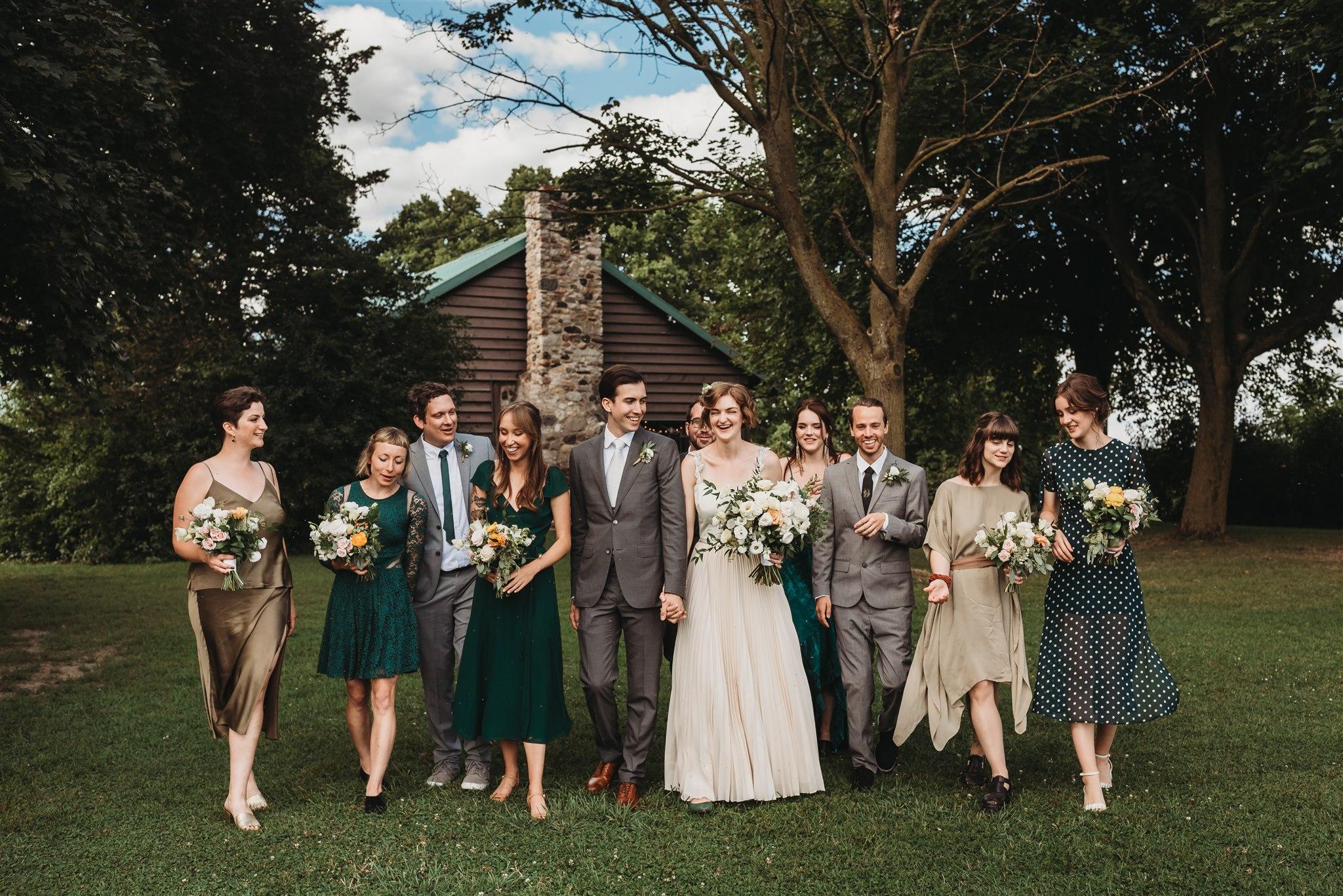 fanshawe conservation area wedding photos 311 1 - Watson Porter Pavillion Wedding