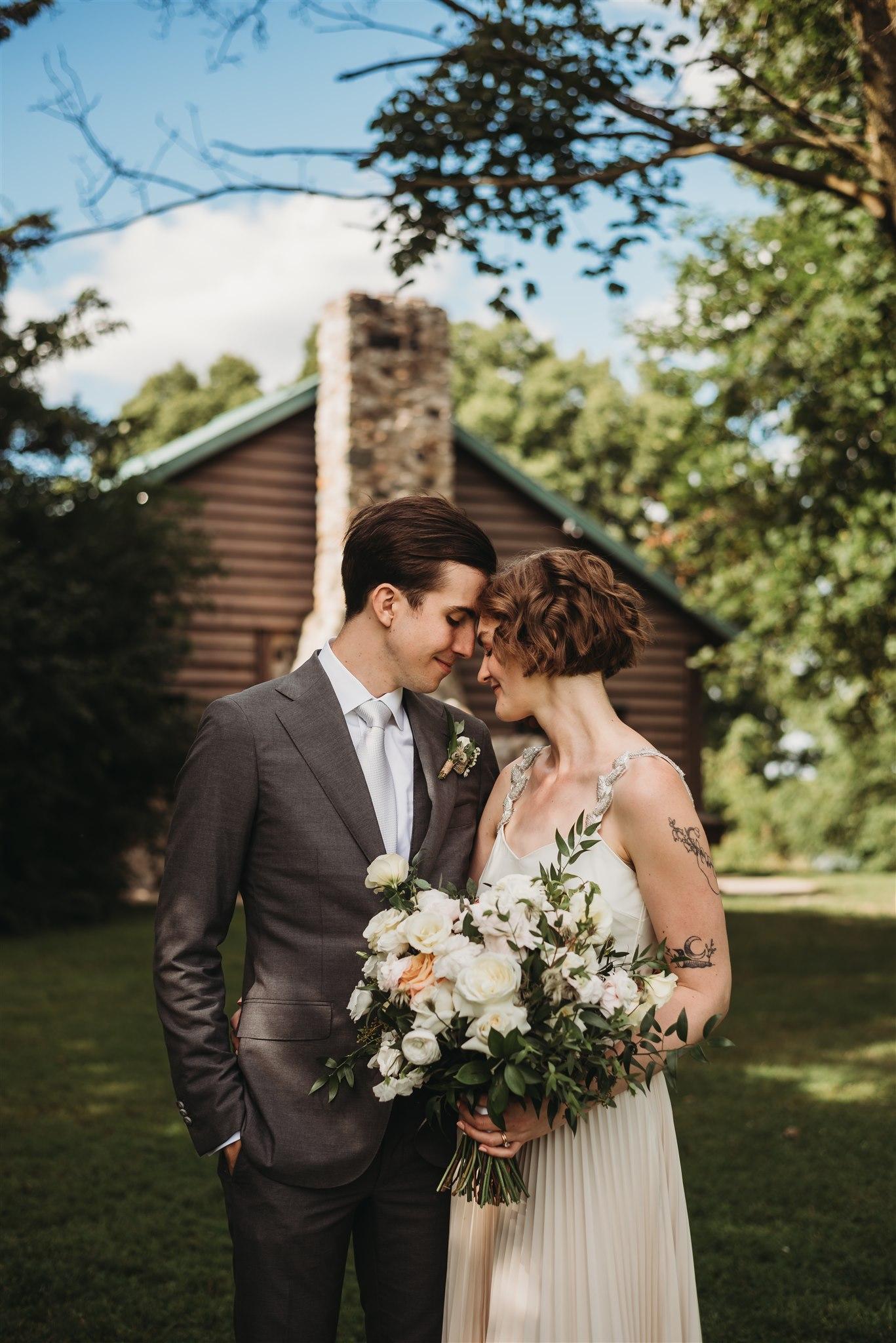 fanshawe conservation area wedding photos 315 1 - Watson Porter Pavillion Wedding