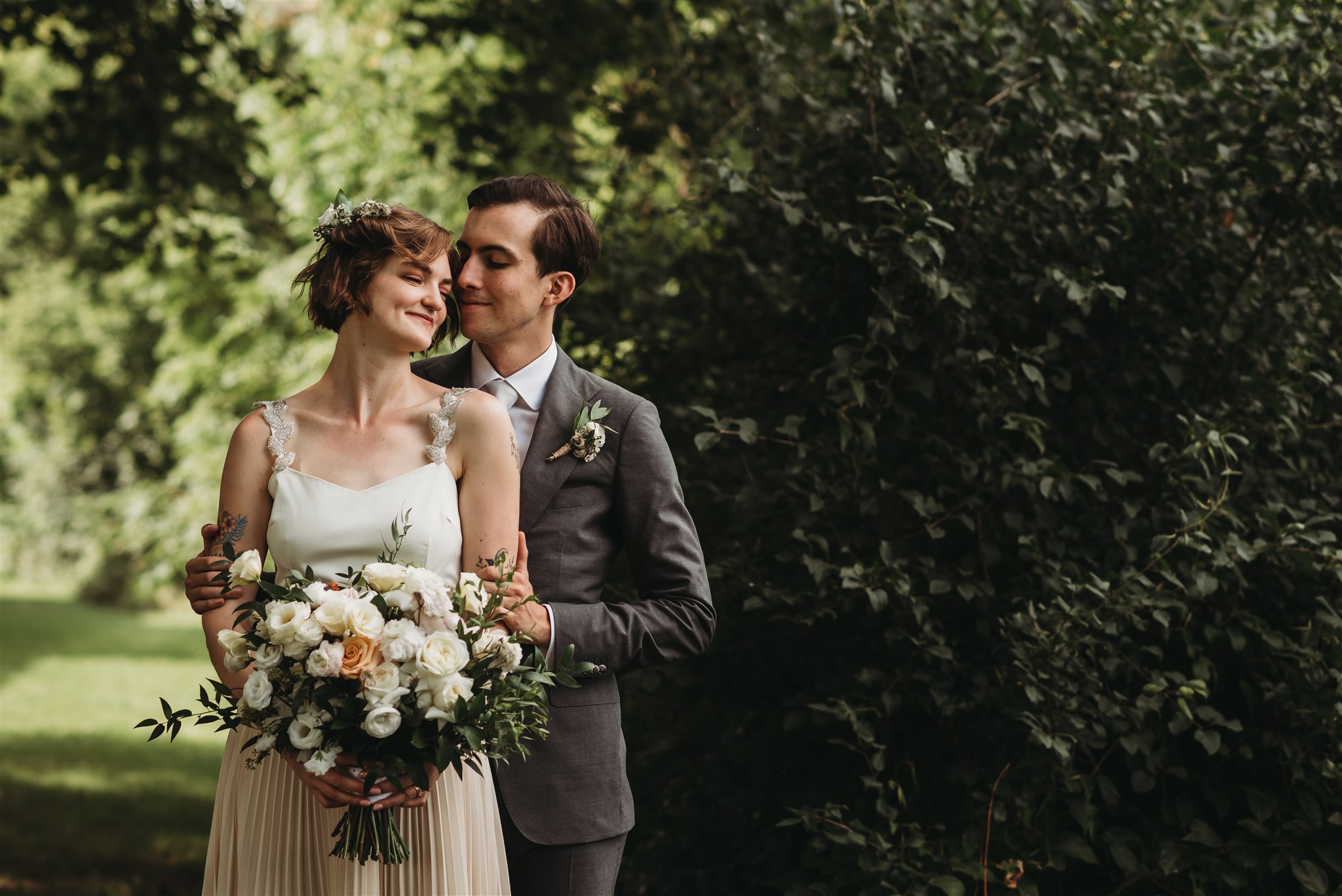 fanshawe conservation area wedding photos 332 1 - Watson Porter Pavillion Wedding