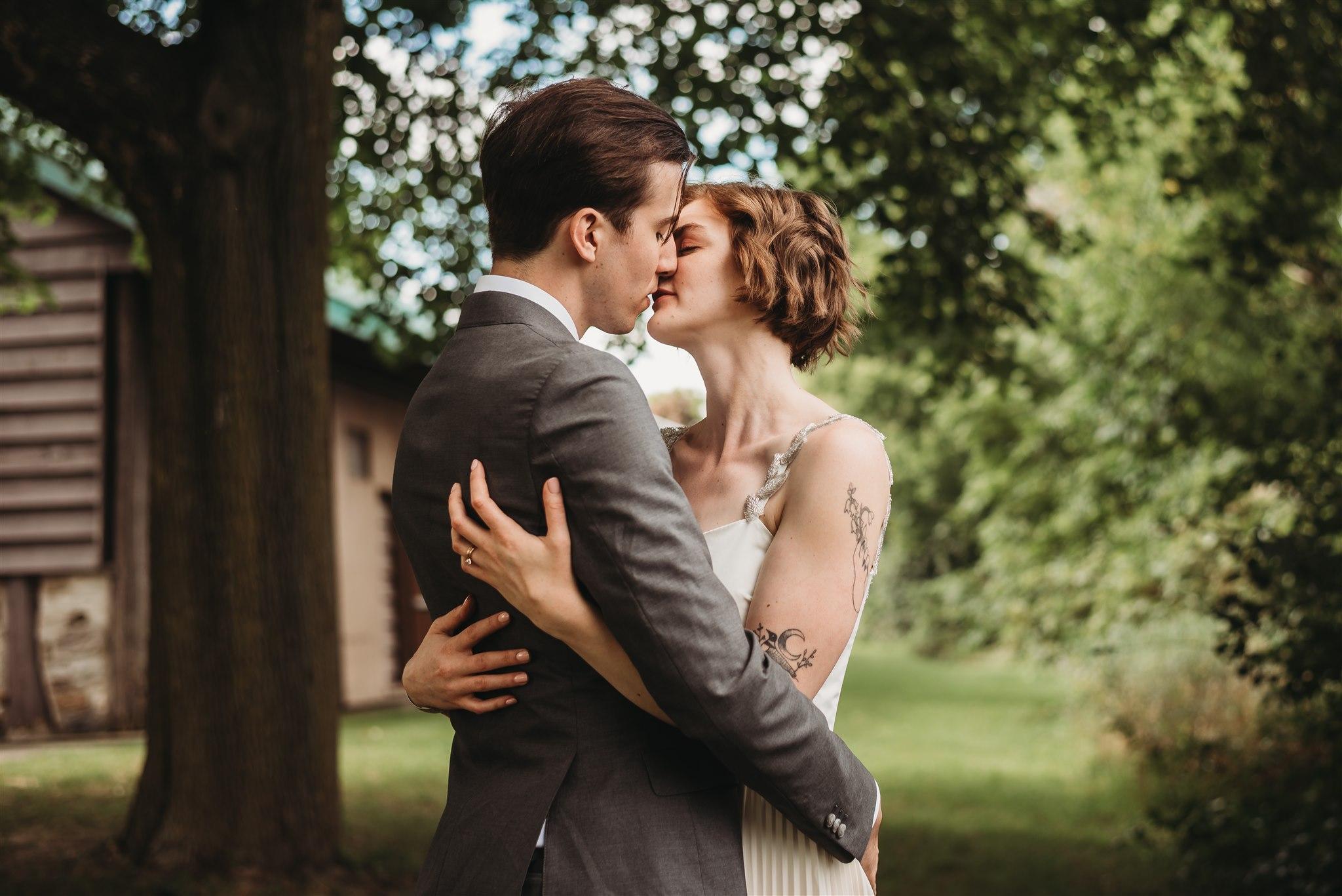 fanshawe conservation area wedding photos 356 1 - Watson Porter Pavillion Wedding